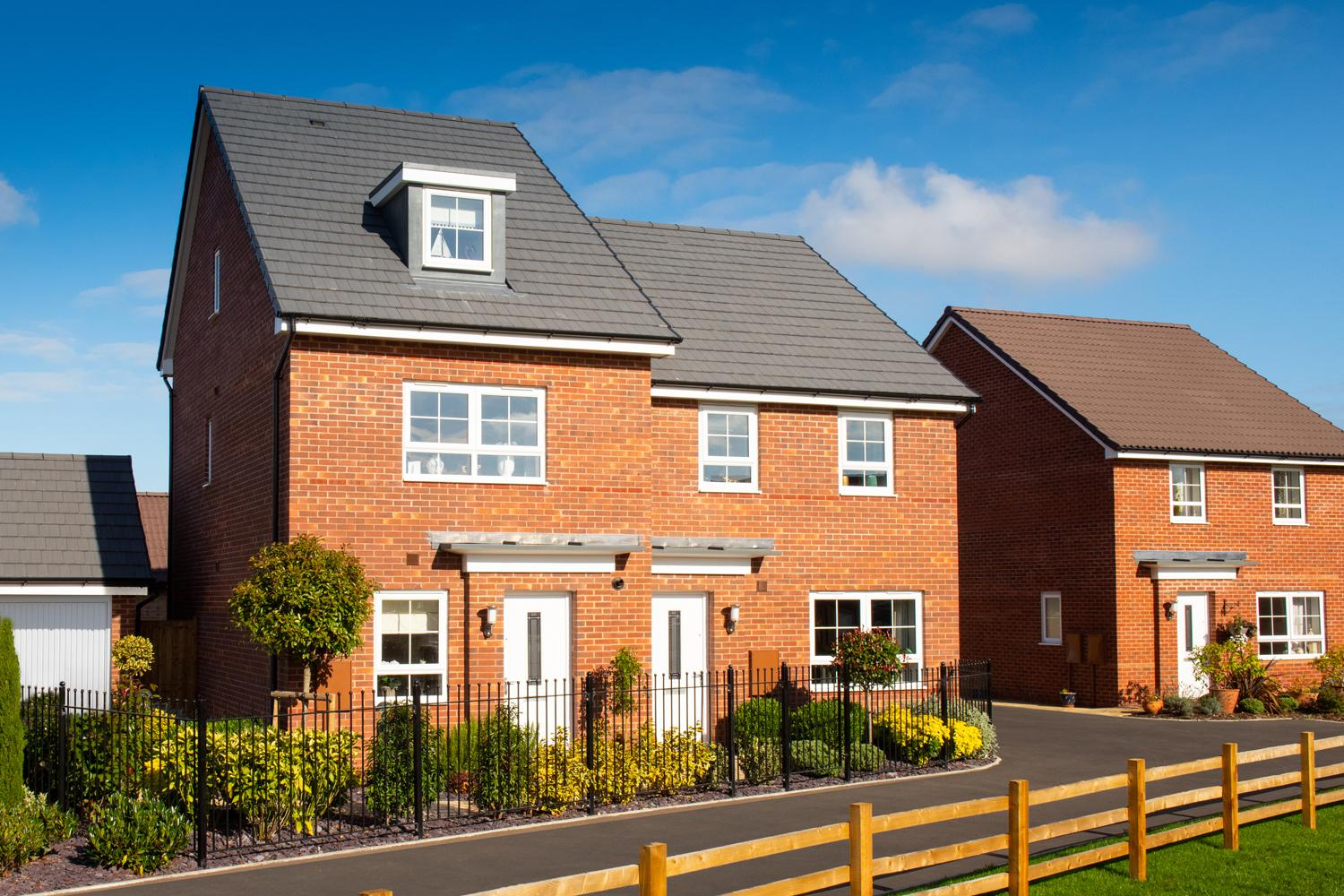 New Build Homes in Bourne