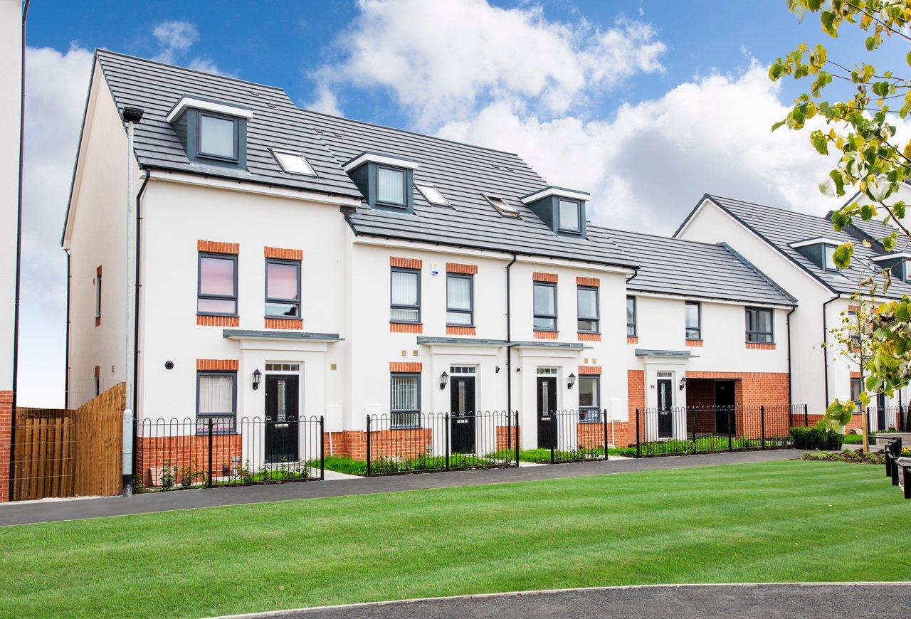 New Build Homes in Waverley