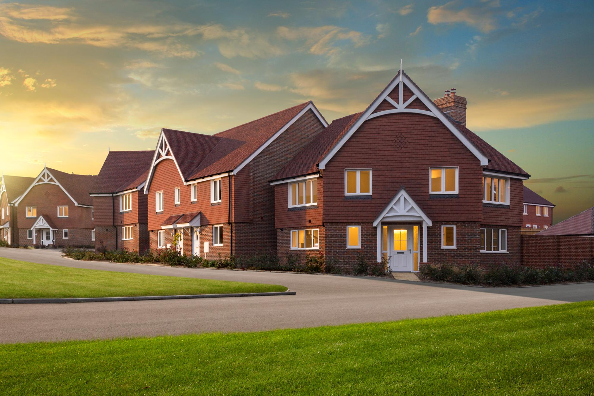New Build Homes in Lindfield