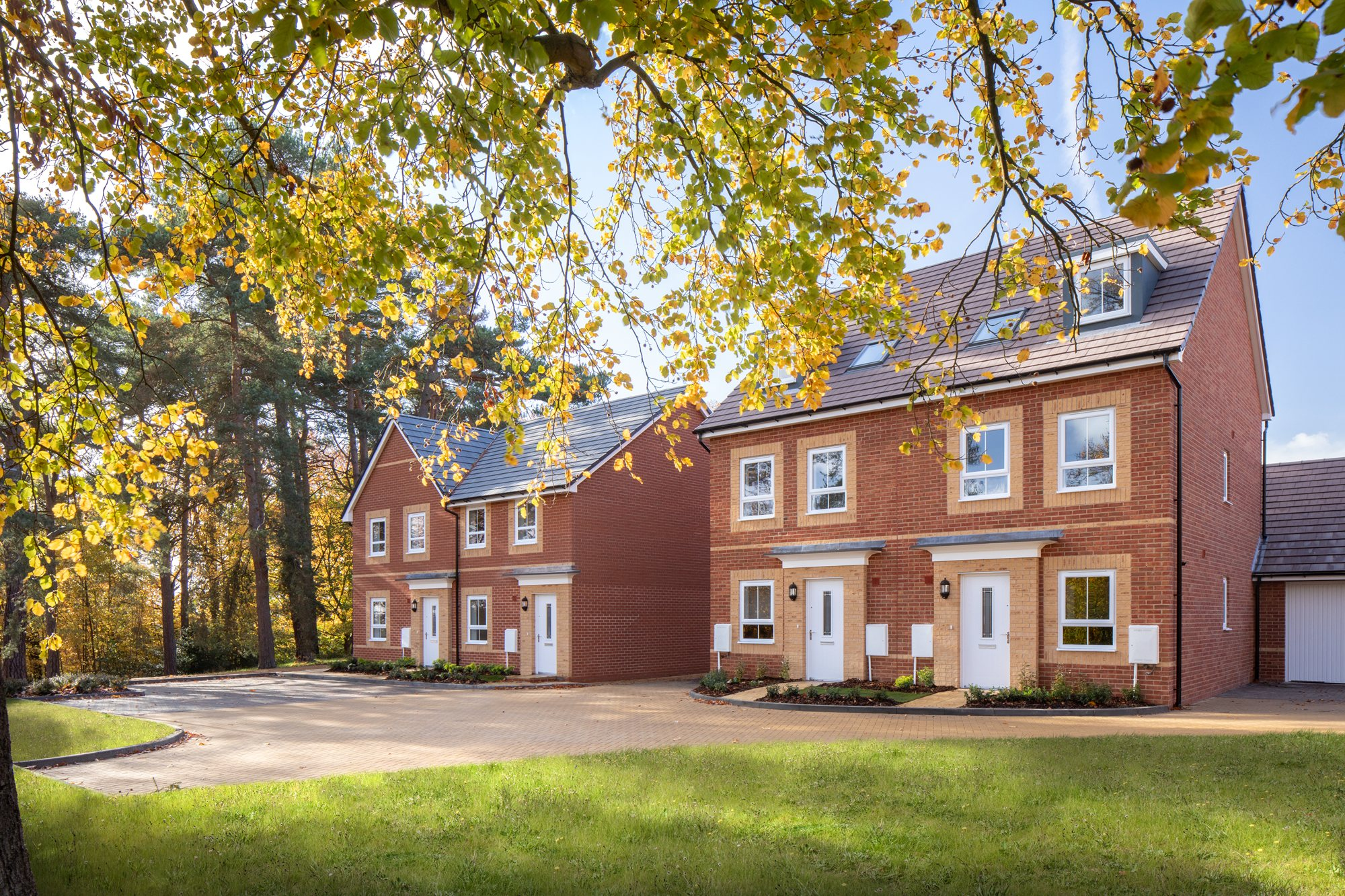 New Build Homes in Crowthorne
