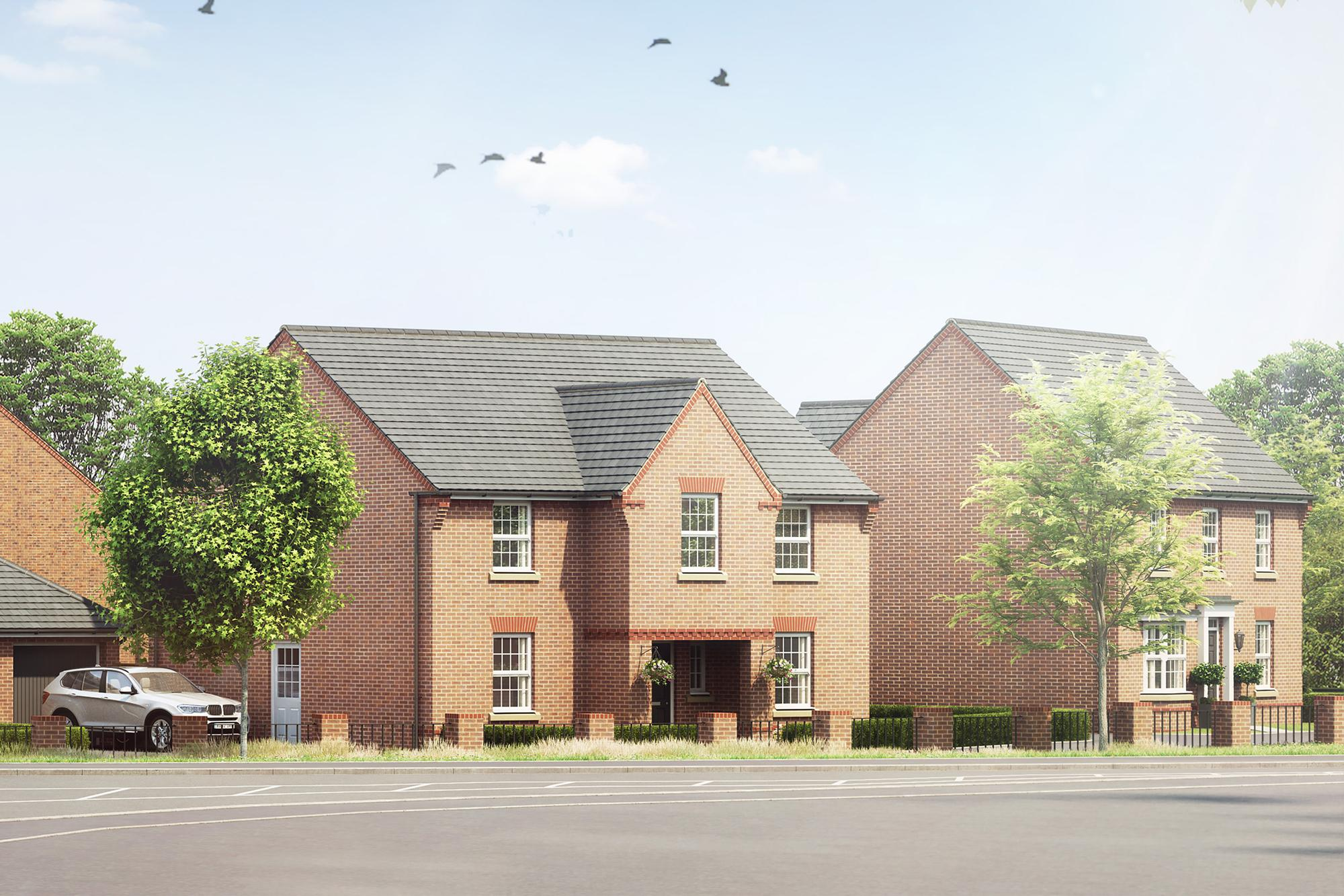 New Build Homes in Wilmslow