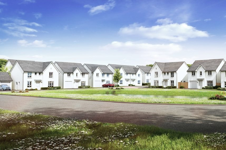 New Build Homes in Perth