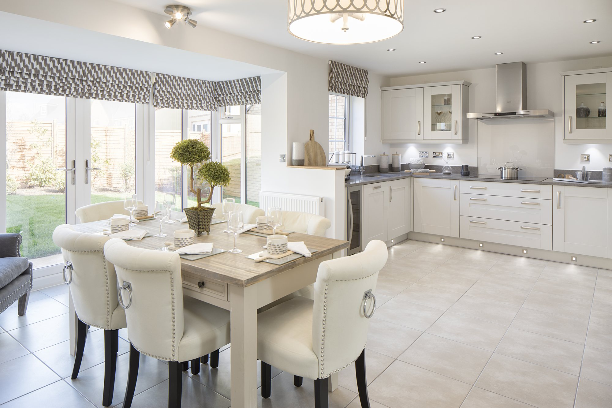 New Build Homes in Somerton
