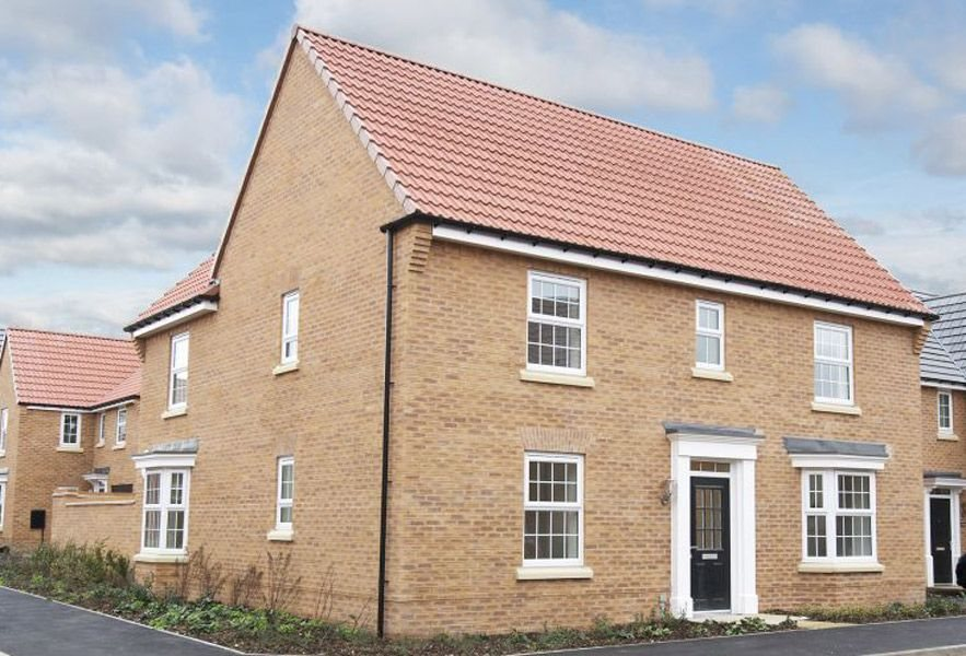 New Build Homes in Halstead