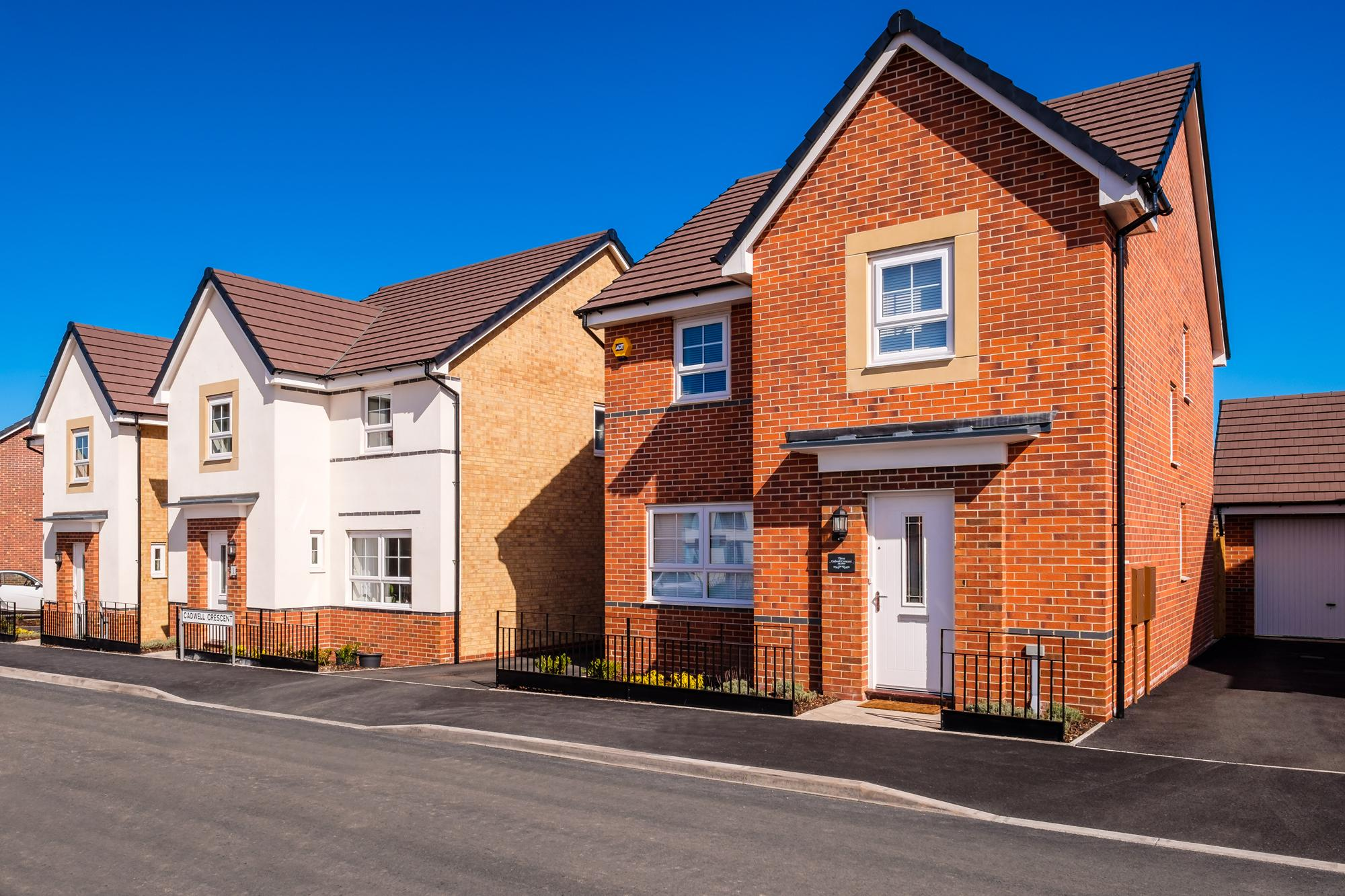 New Build Homes in Wolverhampton