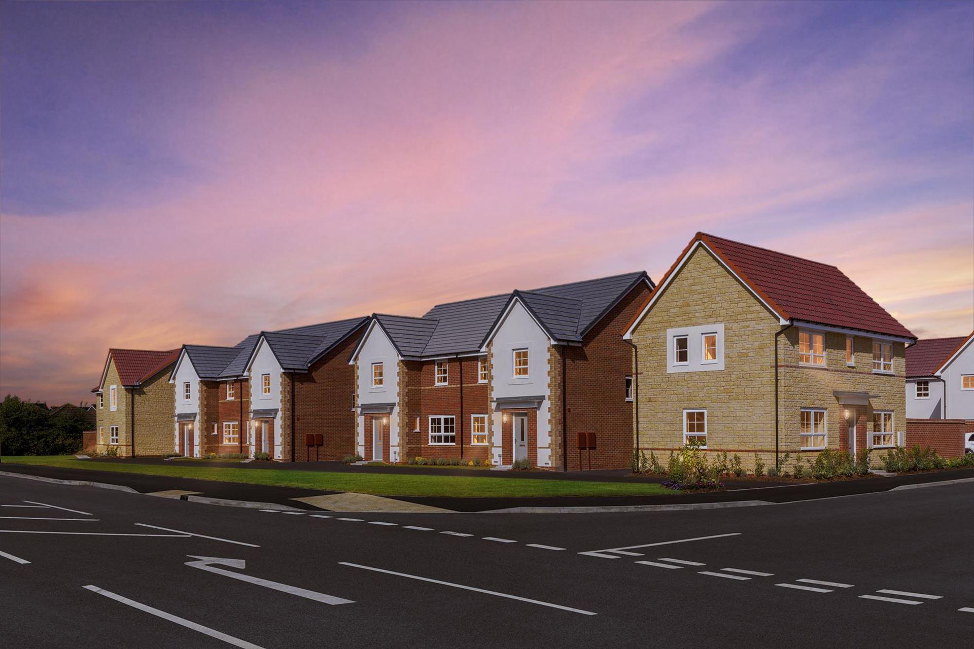 New Build Homes in Melksham
