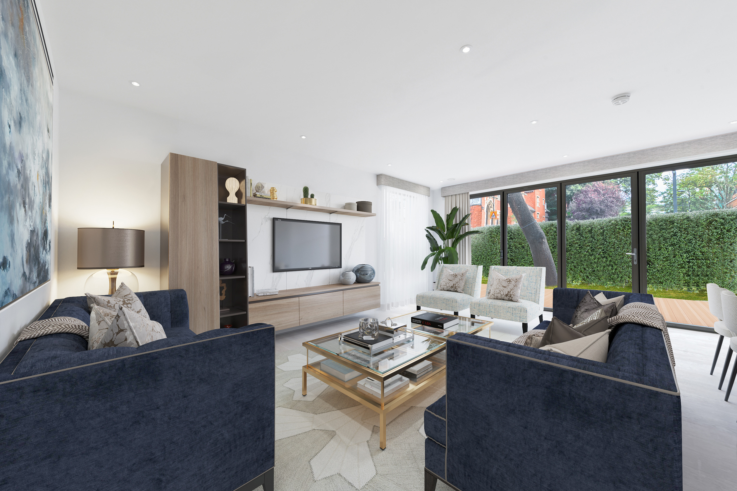 New Build Homes in Hampstead