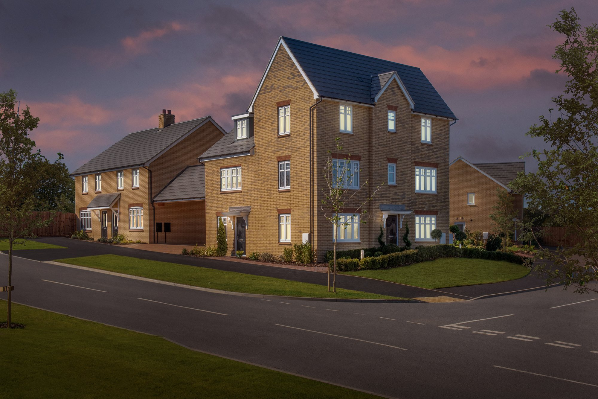 New Build Homes in Wixams