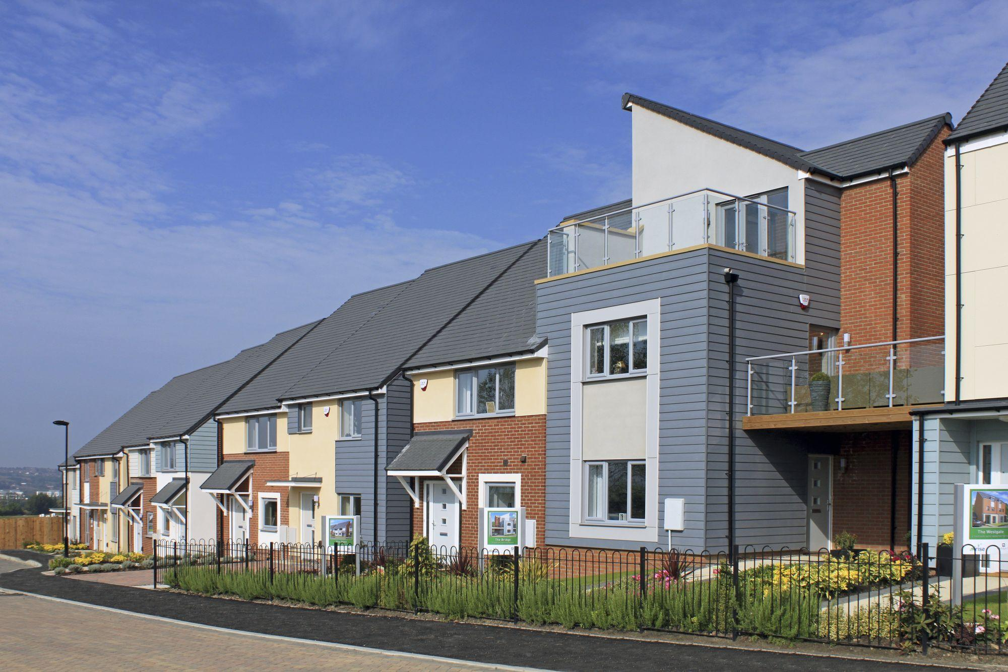 New Build Homes in Scotswood