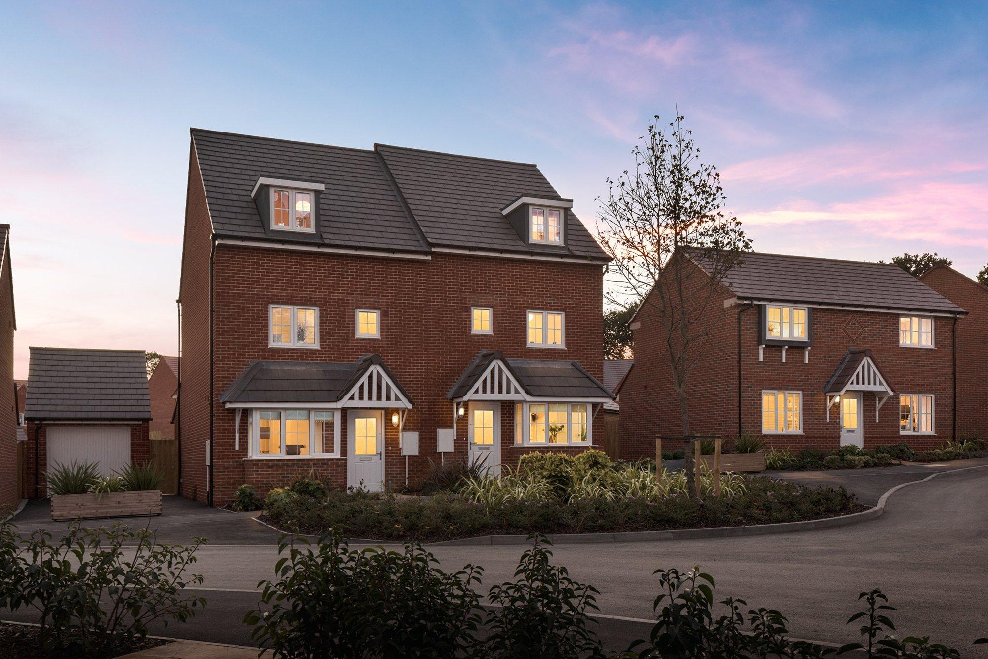New Build Homes in Storrington