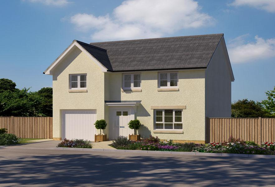 New Build Homes in Kirkintilloch