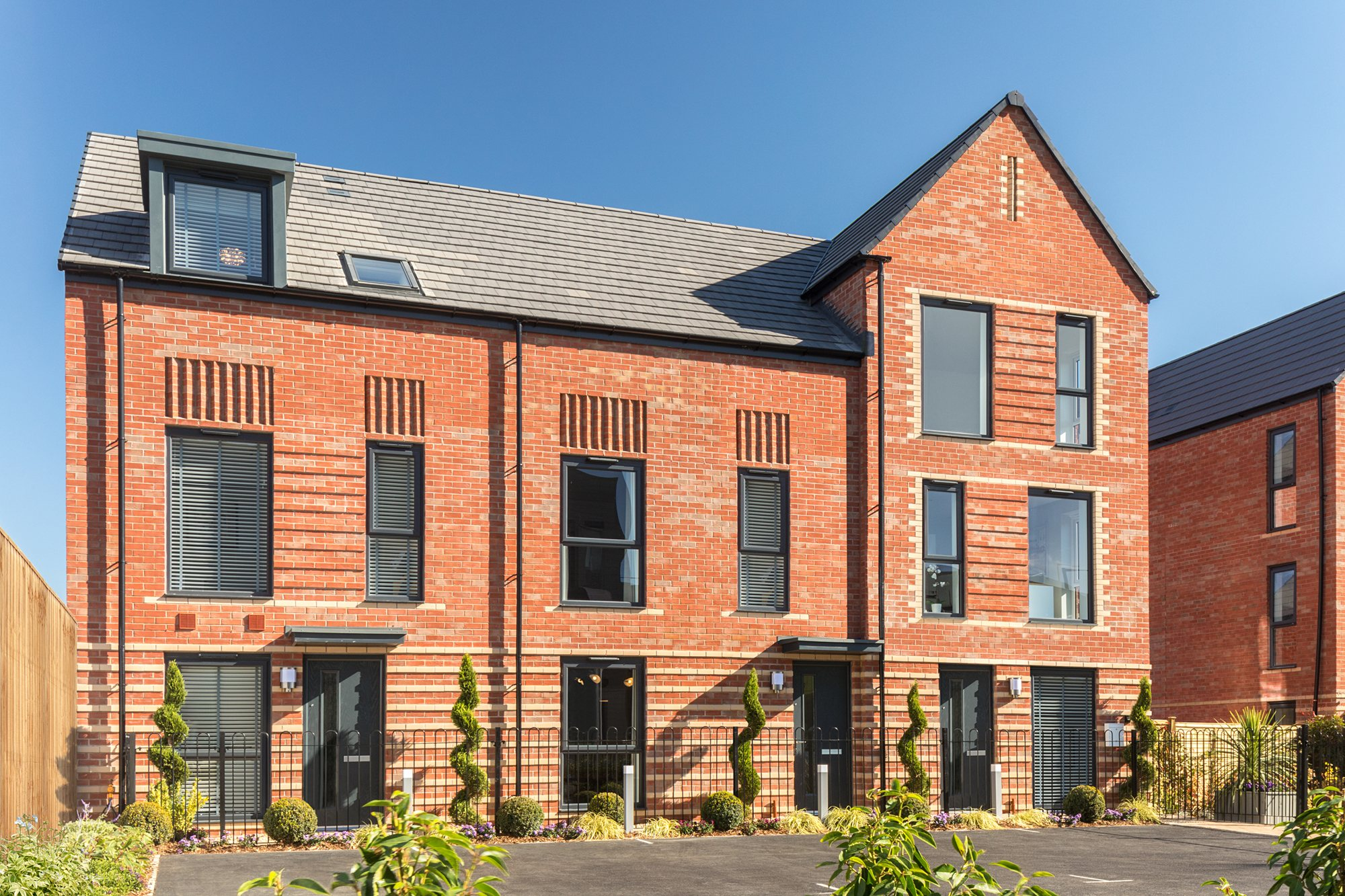 New Build Homes in Off Hengrove