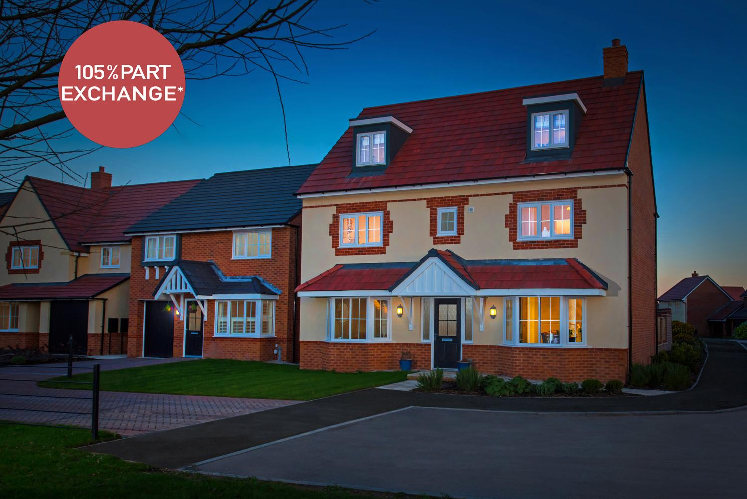 New Build Homes in Nantwich