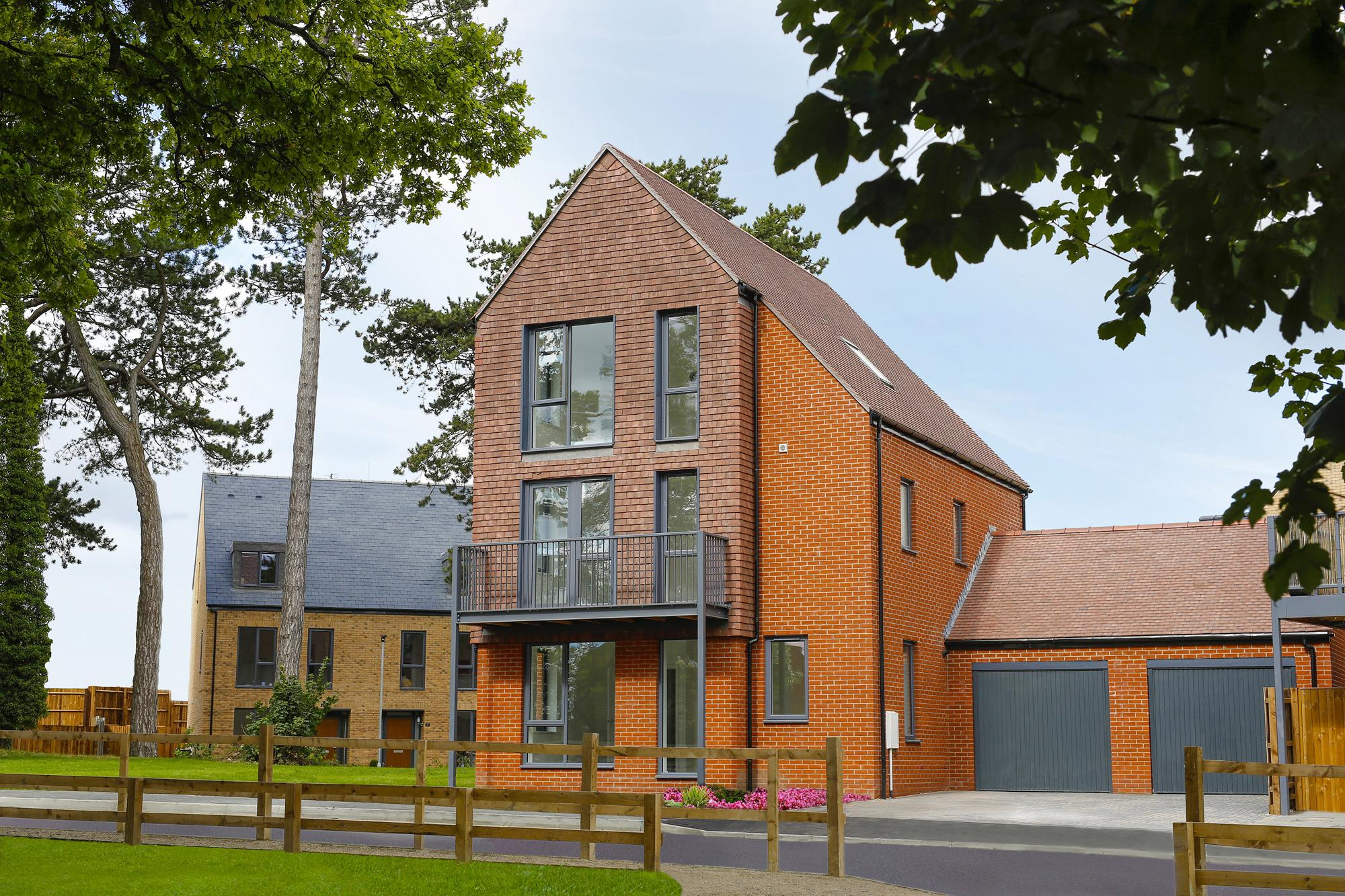 New Build Homes in Coulsdon