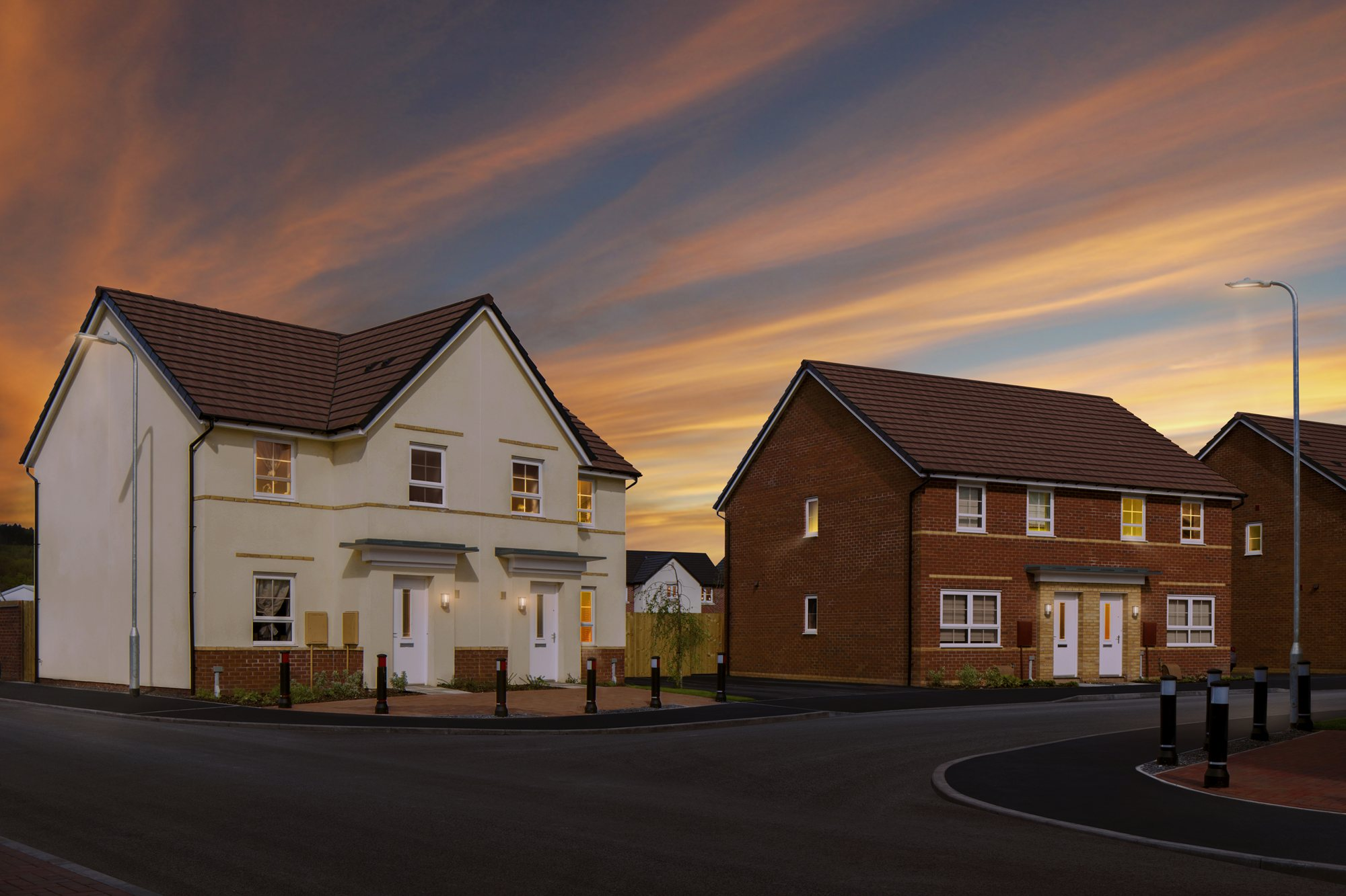 New Build Homes in Rogerstone