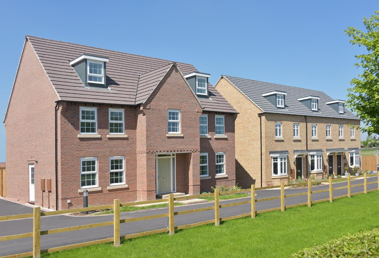 New Build Homes in Loughborough