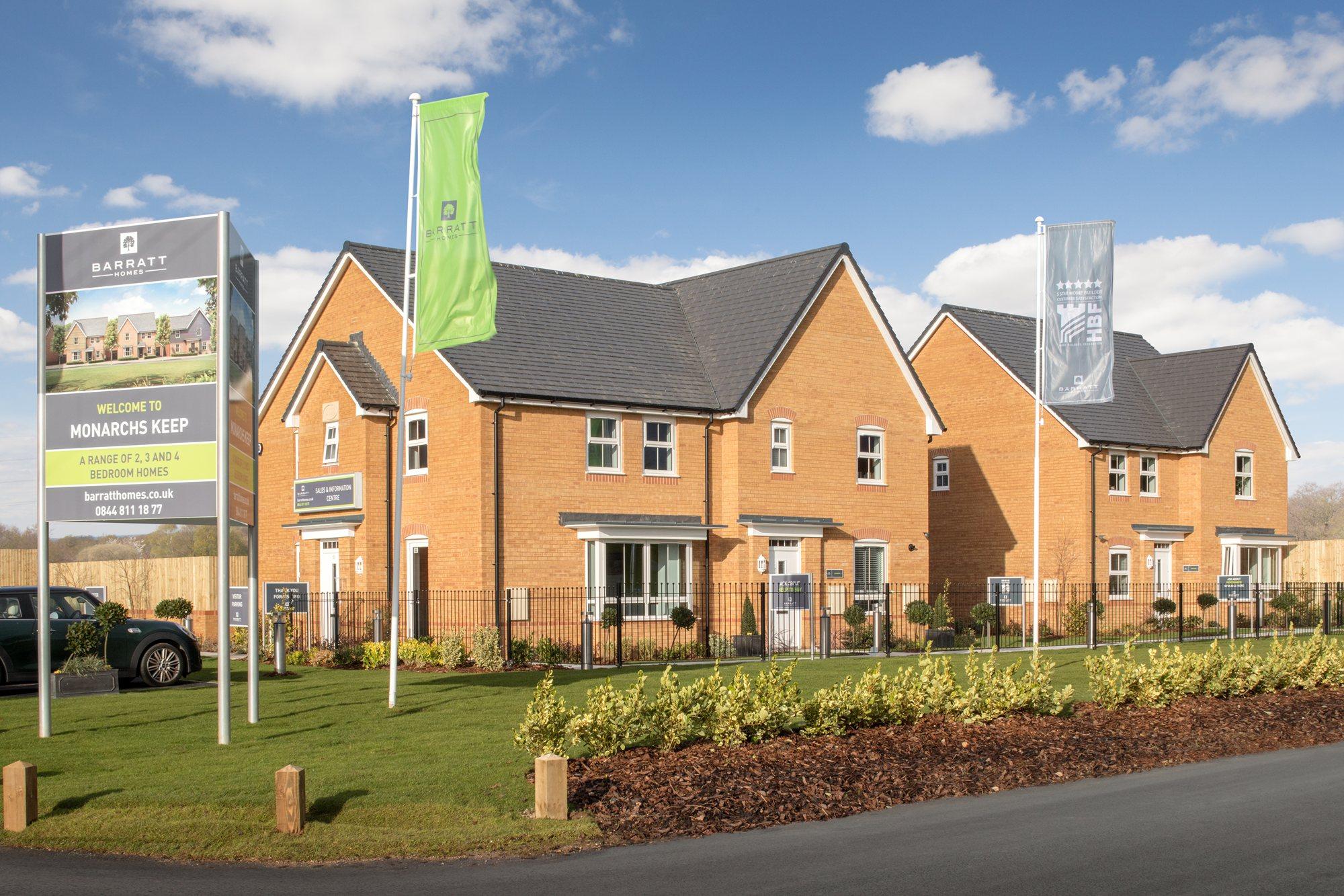 New Build Homes in Bursledon