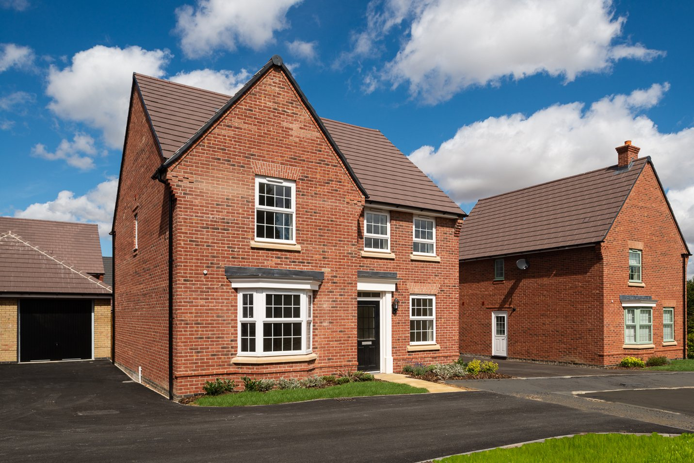 New Build Homes in Lidlington