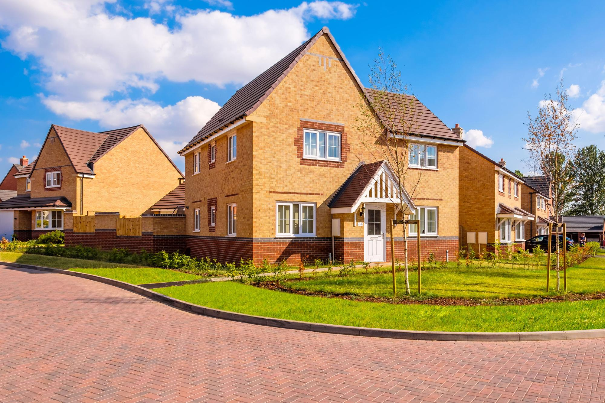 New Build Homes in Shifnal