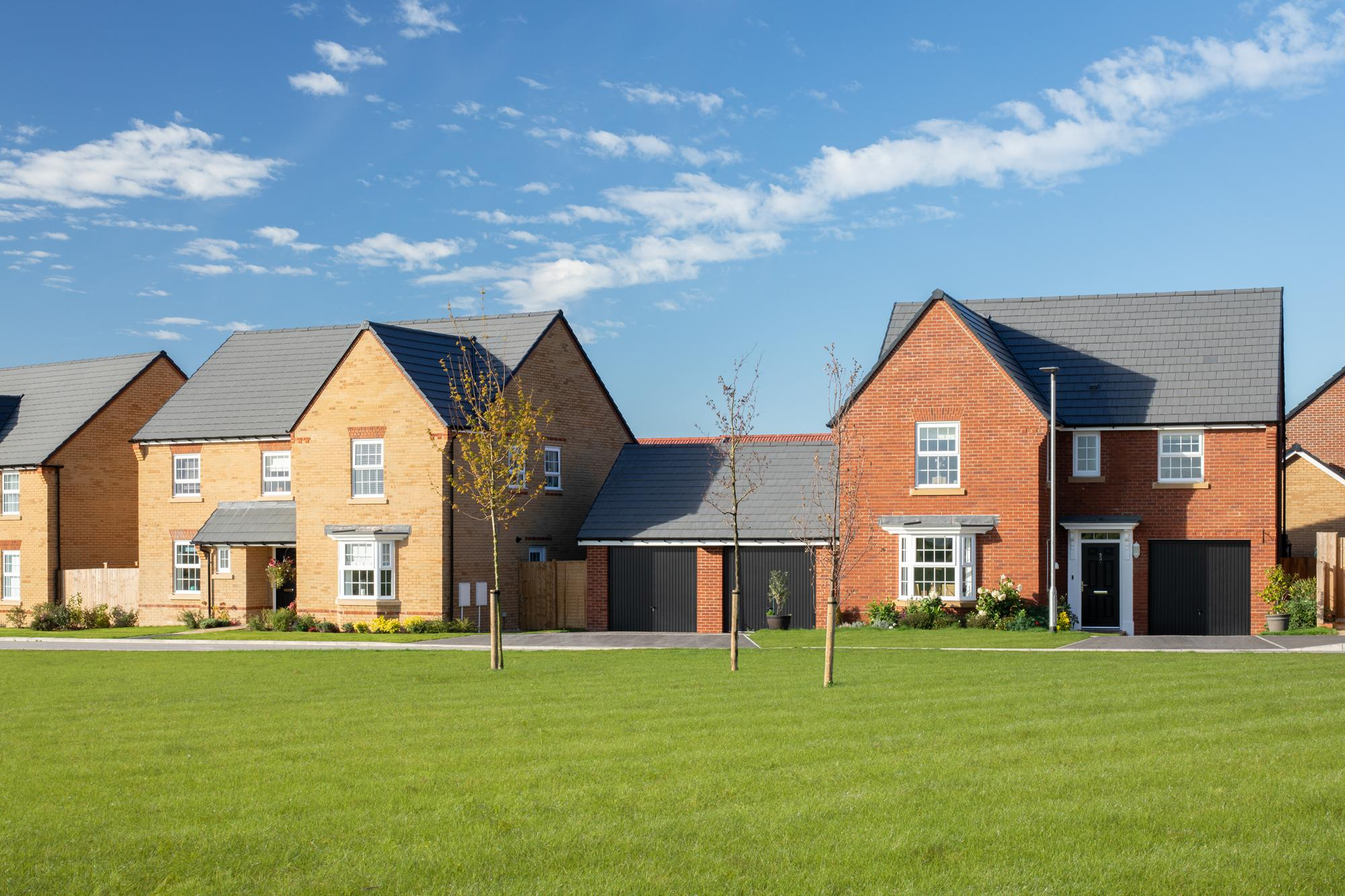 New Build Homes in Devizes