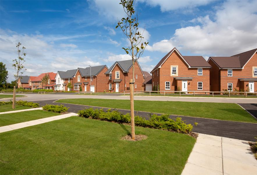 New Build Homes in Yarm