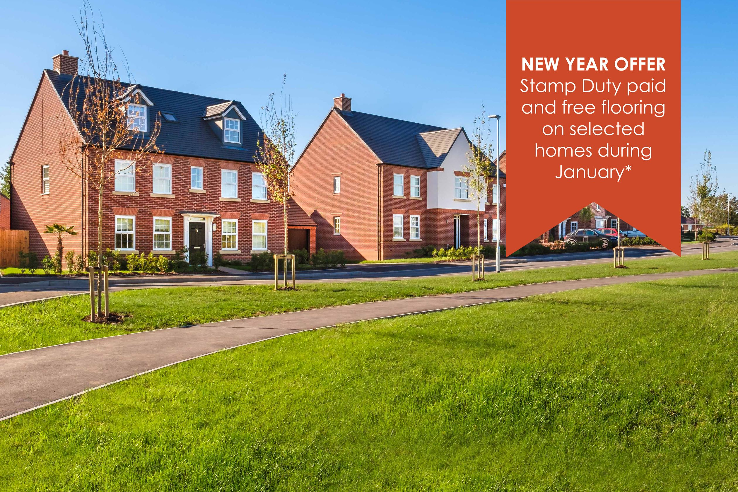 New Build Homes in Kempsey