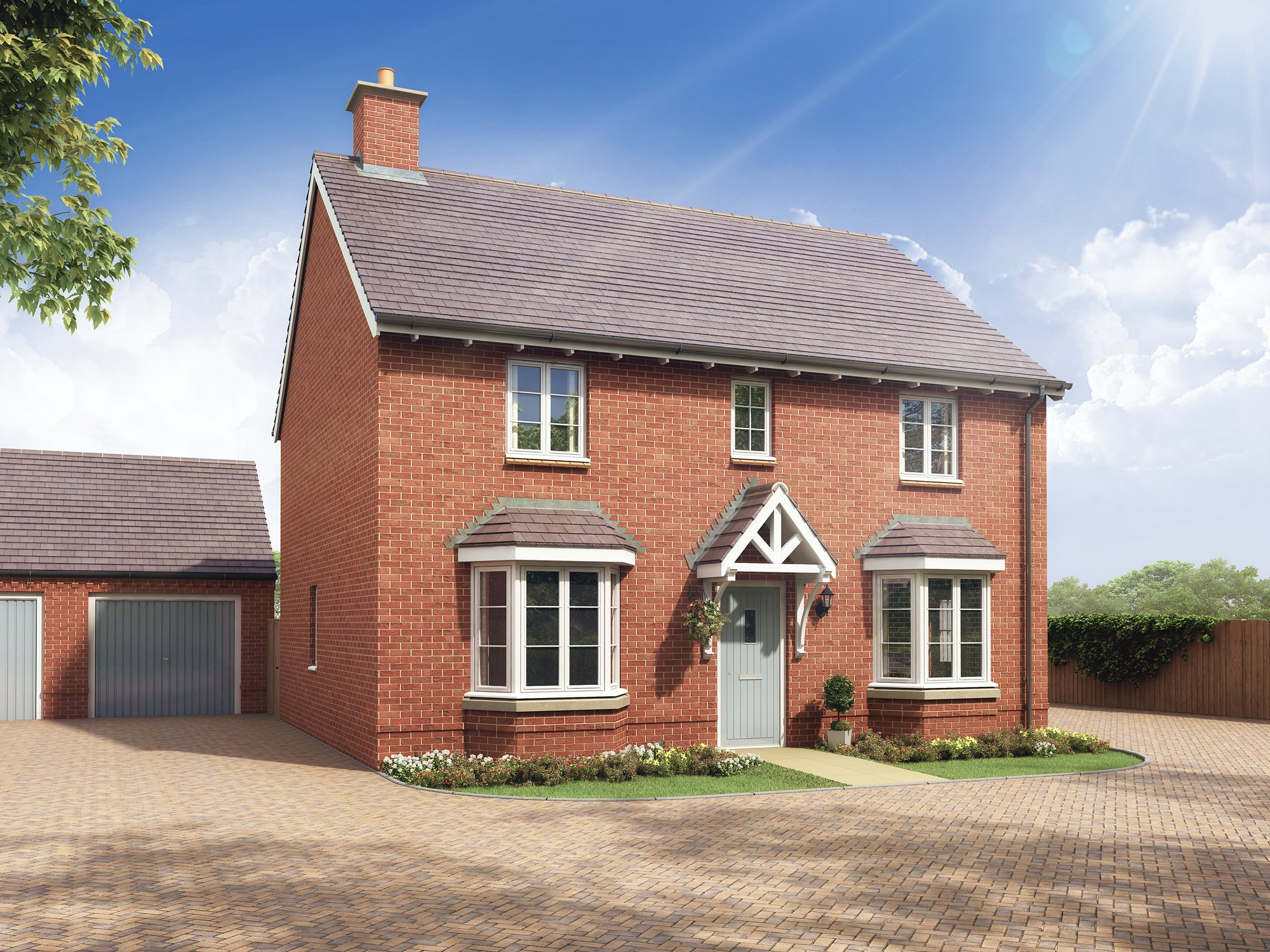 New Build Homes in Long Itchington