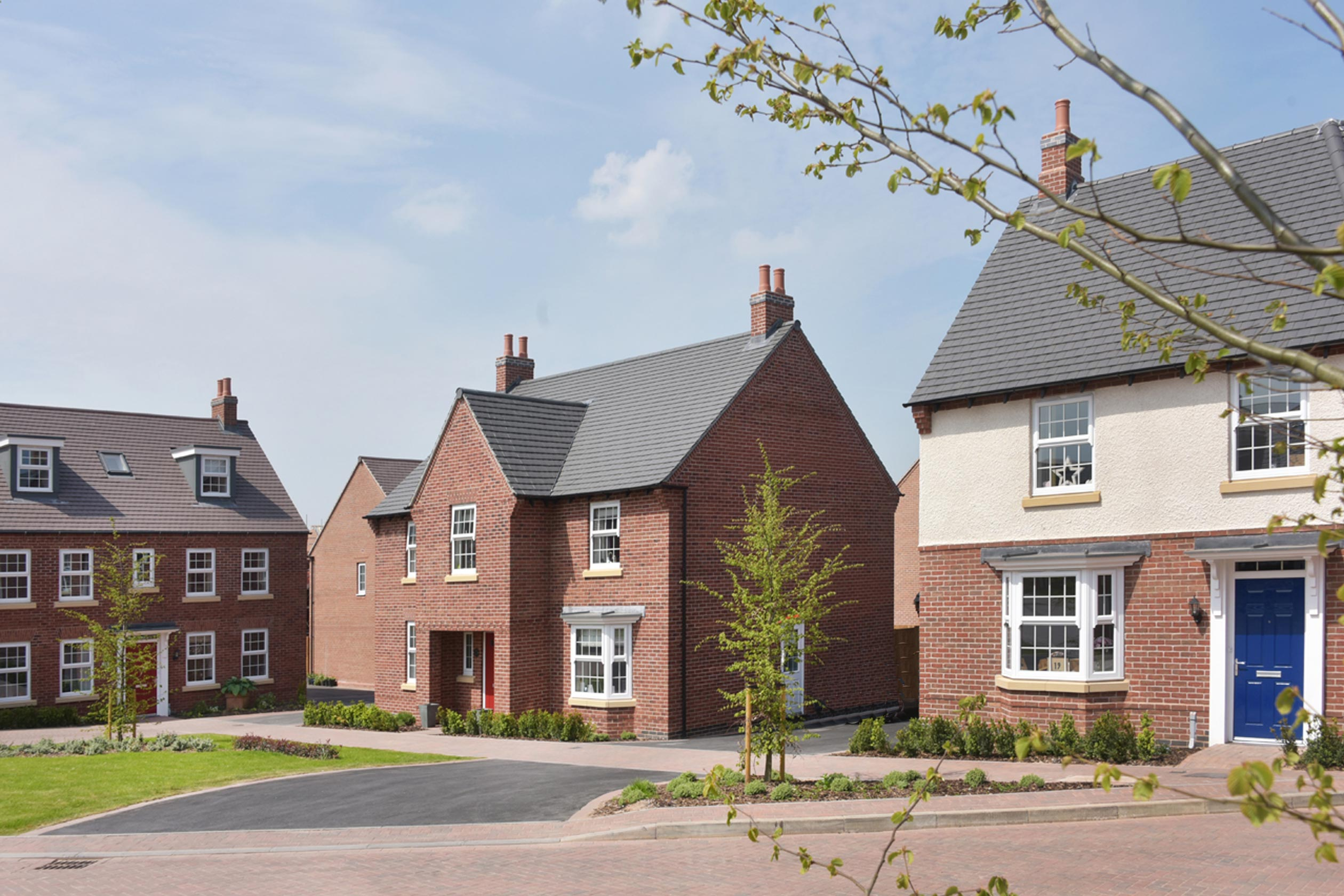 New Build Homes in Drakelow