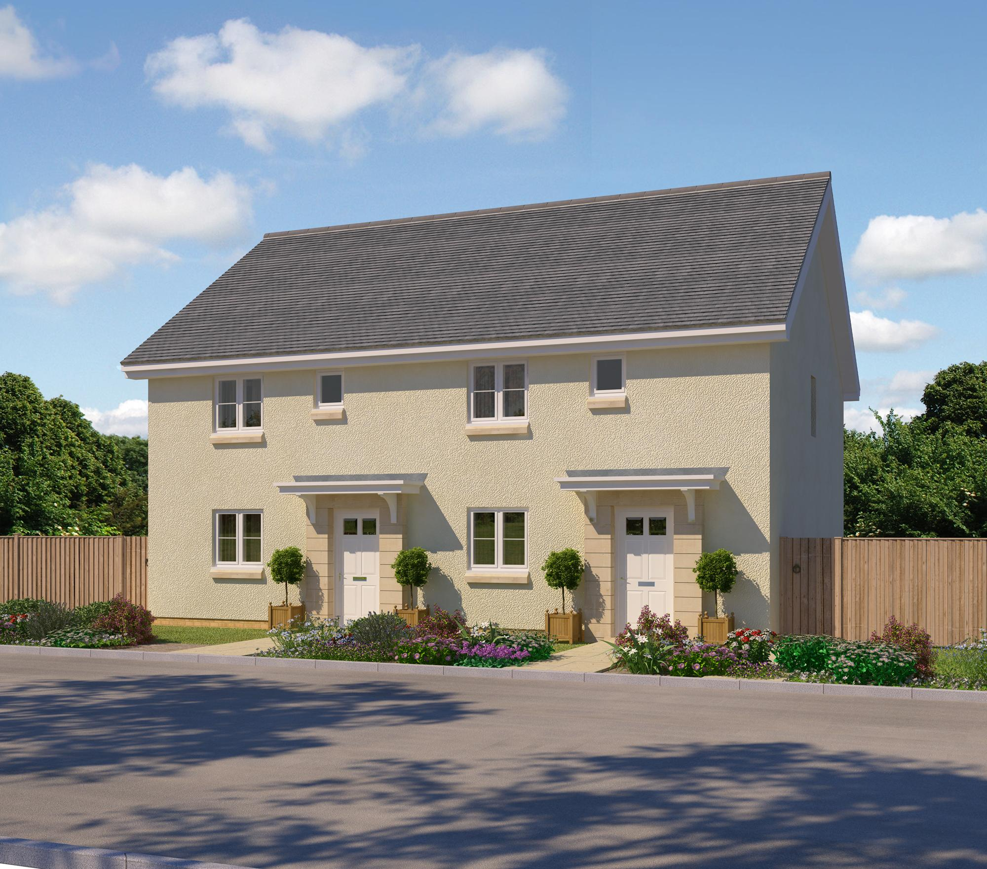 New Build Homes in Livingston