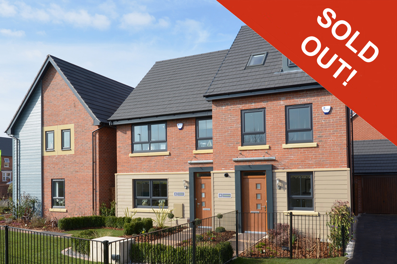 New Build Homes in Nottingham
