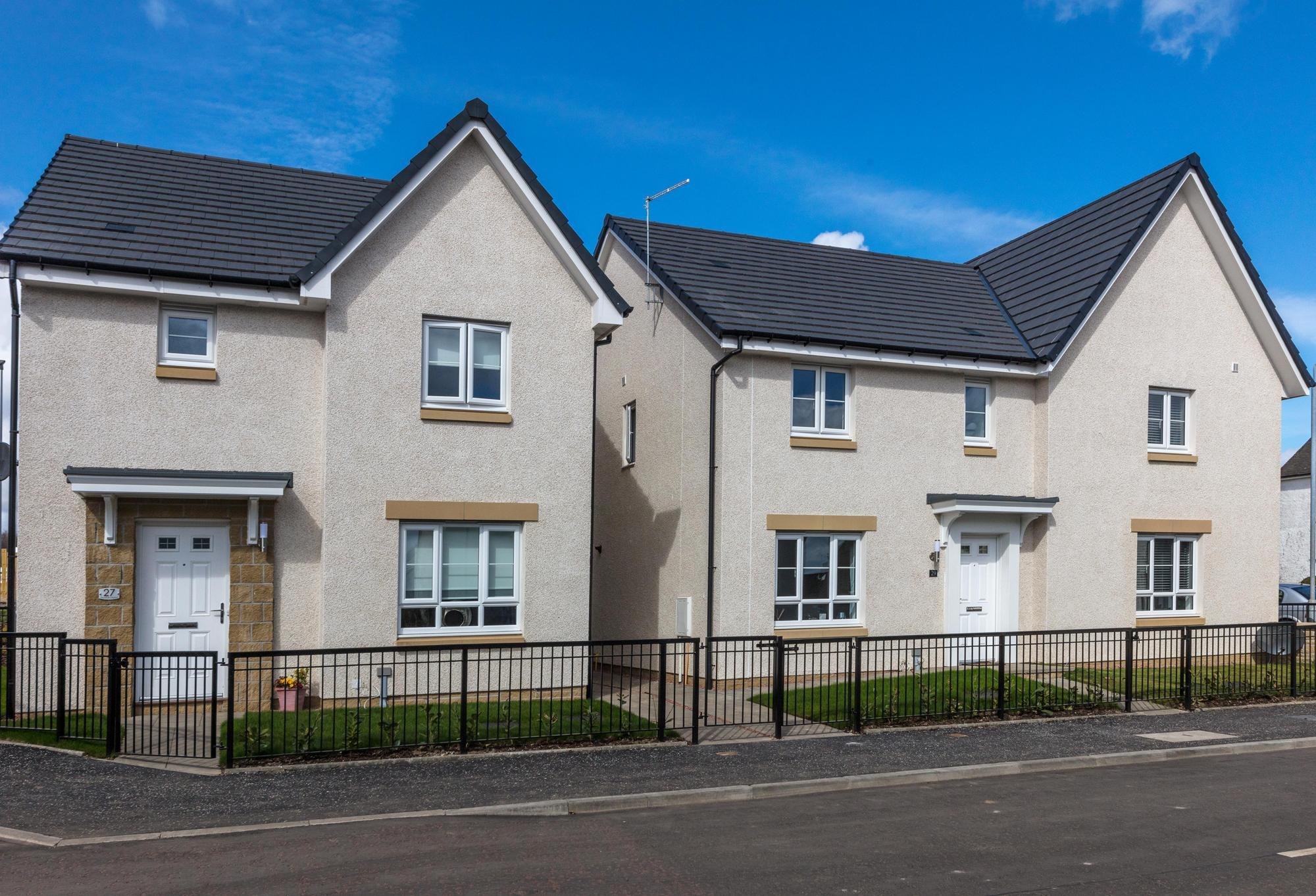 New Build Homes in Elderslie