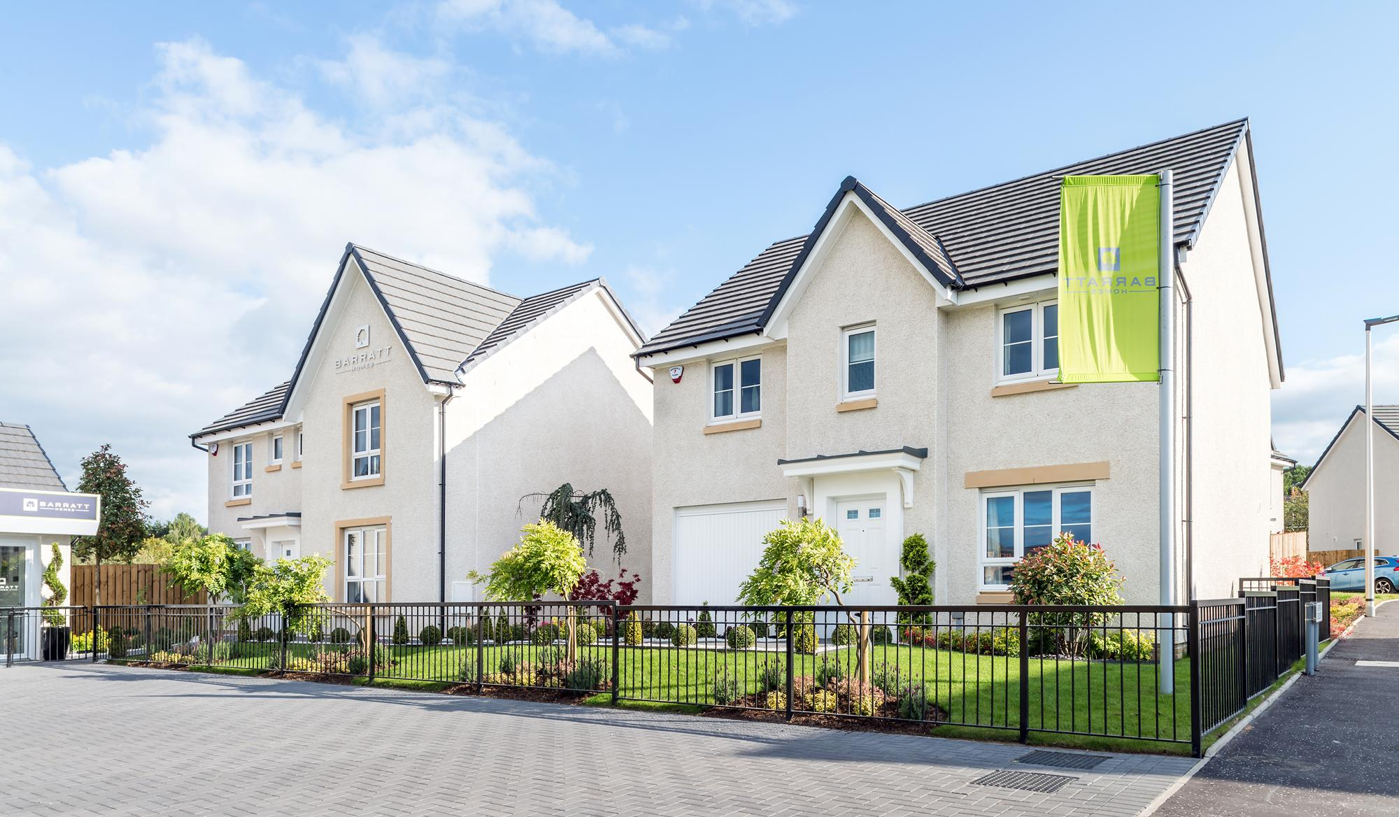 New Build Homes in East Kilbride