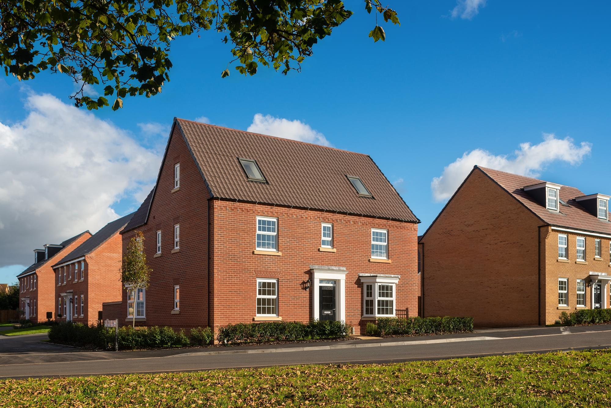 New Build Homes in Thrapston