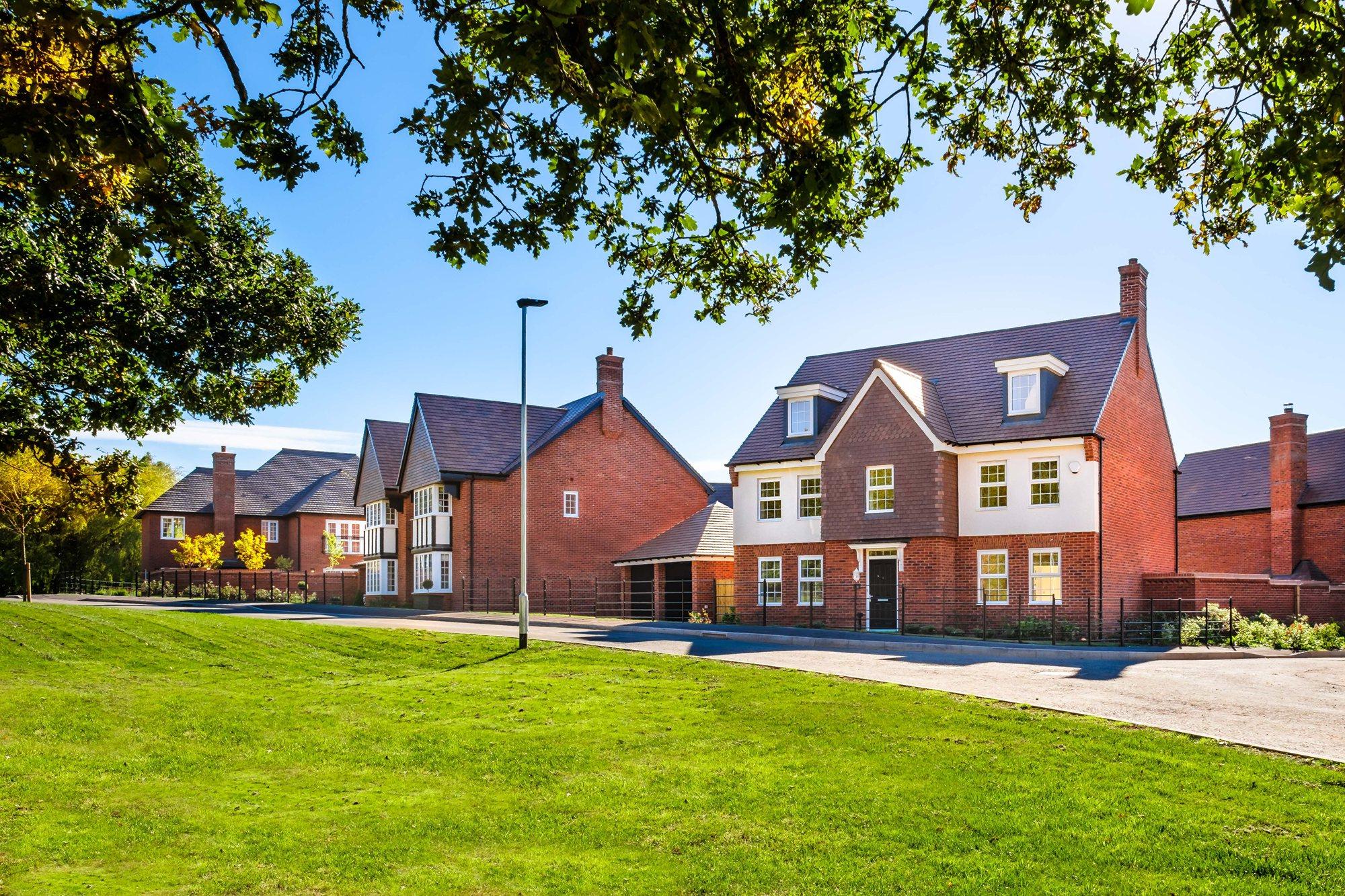New Build Homes in Barlaston