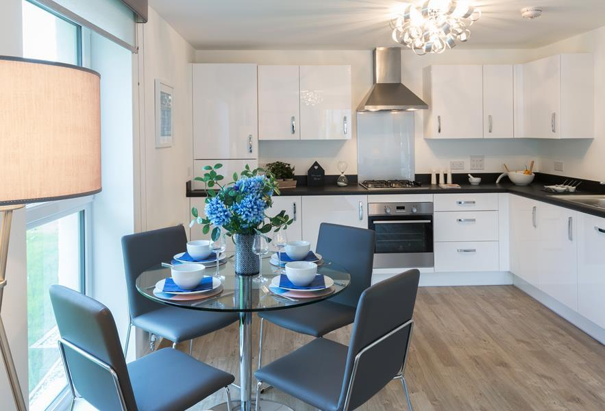 New Build Homes in Cove Bay
