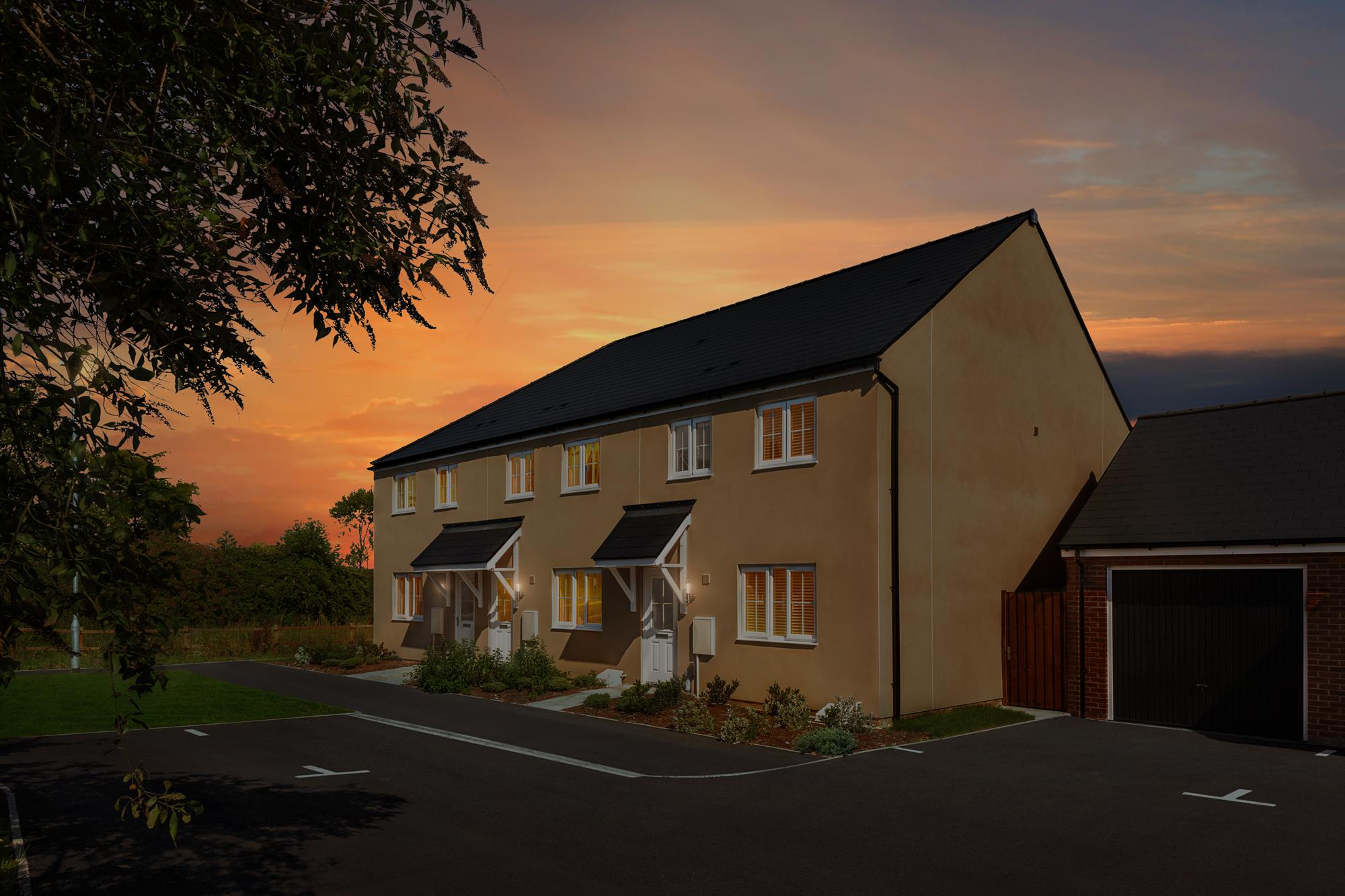 New Build Homes in Thornbury