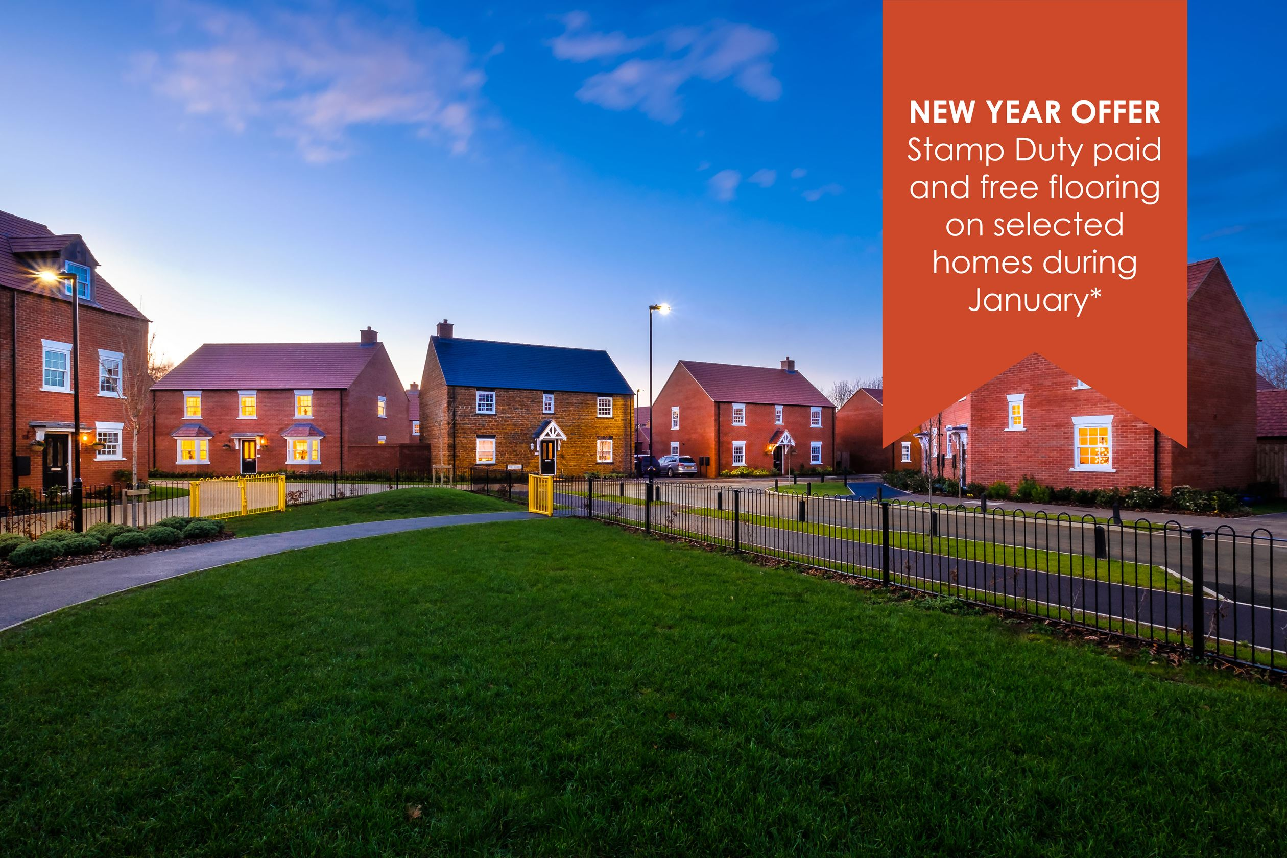 New Build Homes in Deddington