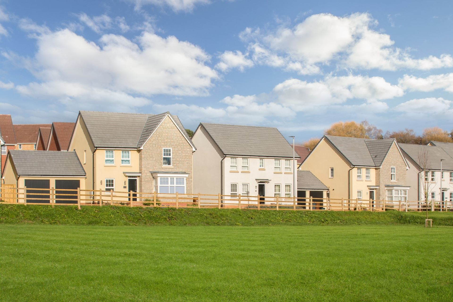 New Build Homes in Cullompton