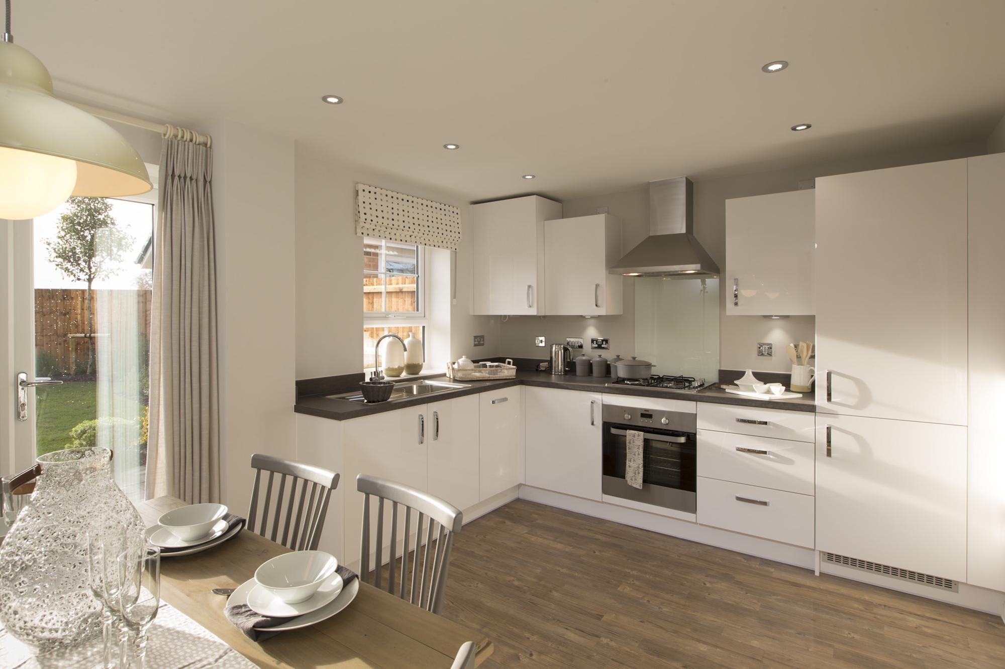 New Build Homes in Nuneaton