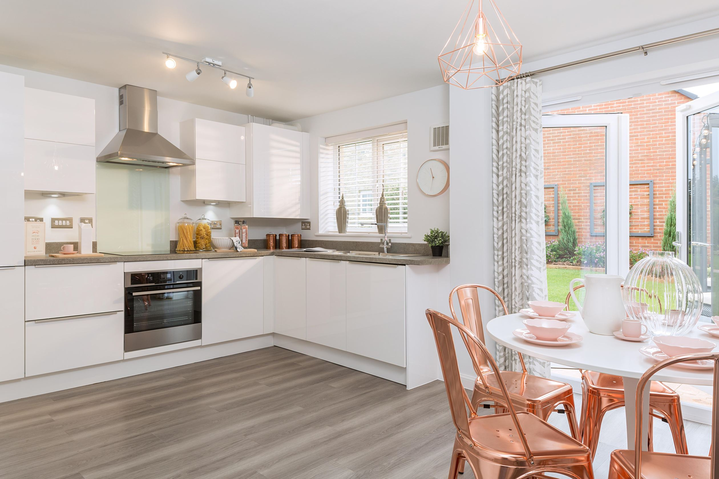 New Build Homes in Northwich
