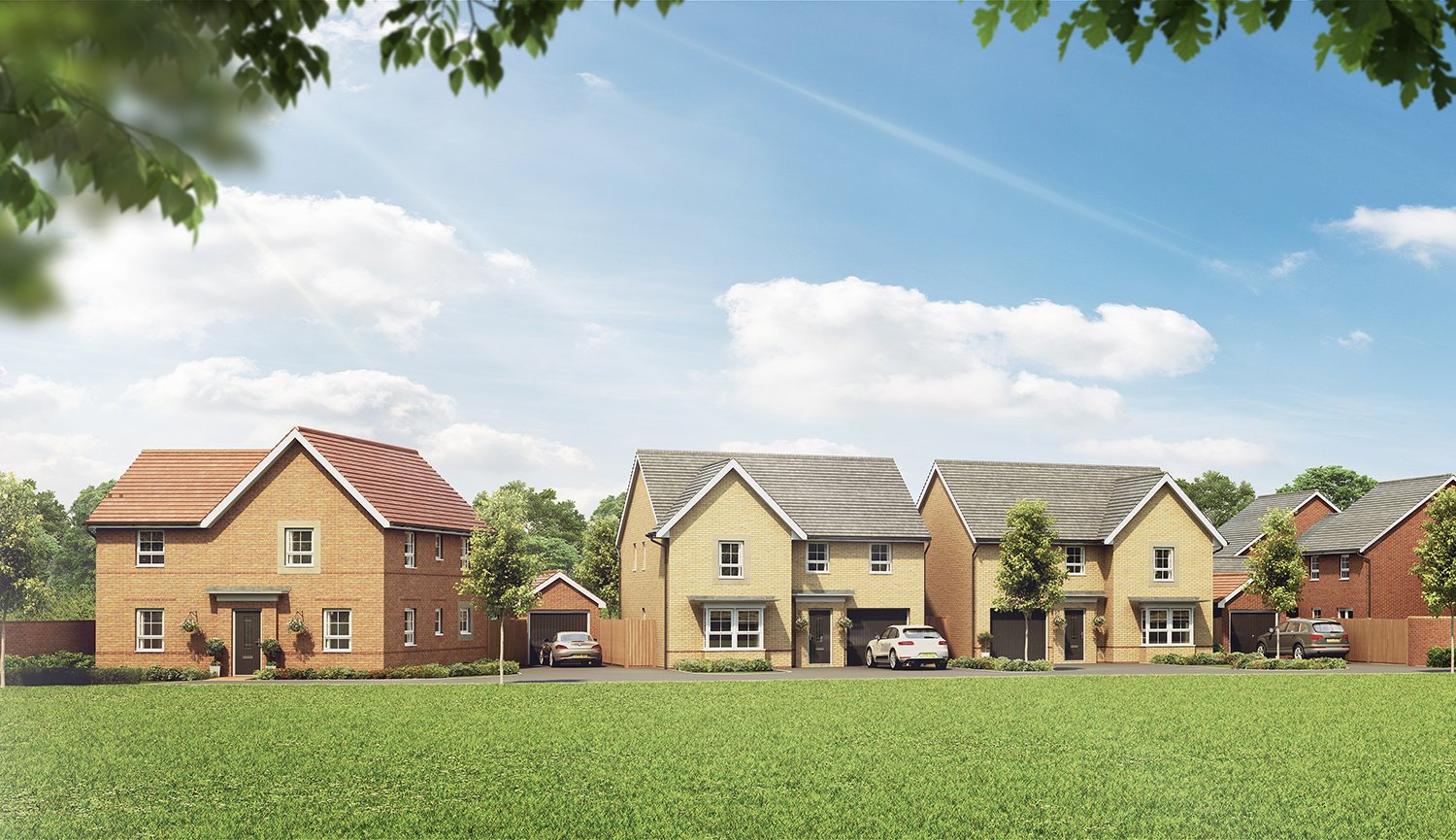 New Build Homes in Hampton Vale
