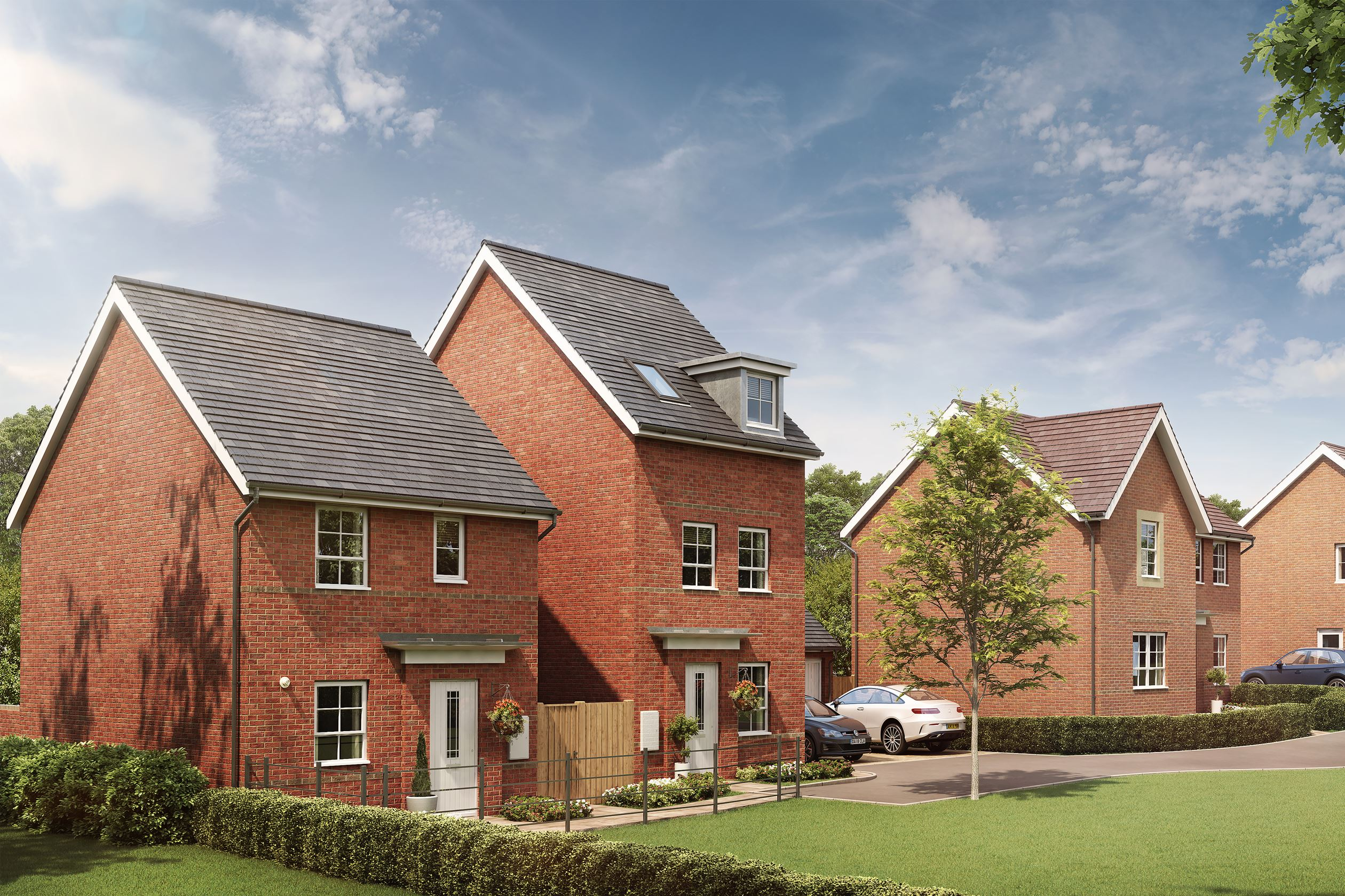New Build Homes in Canford Magna