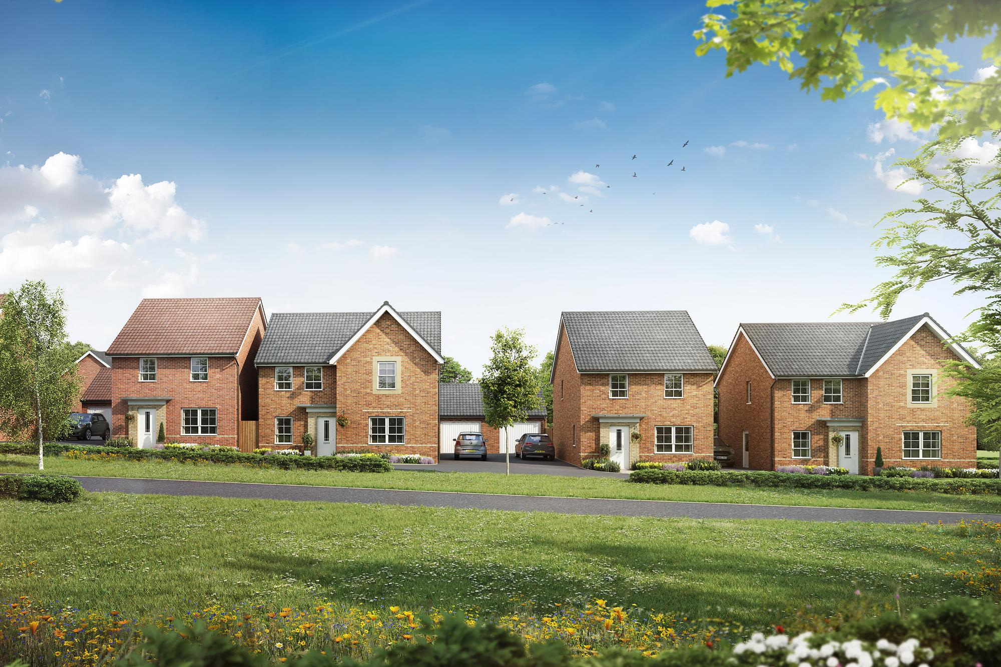 New Build Homes in Whitby