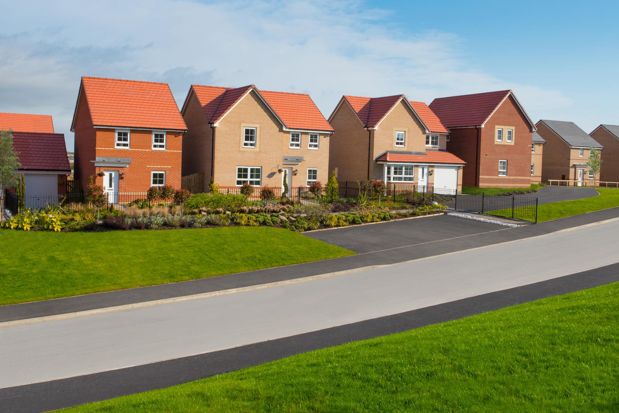 New Build Homes in Morley