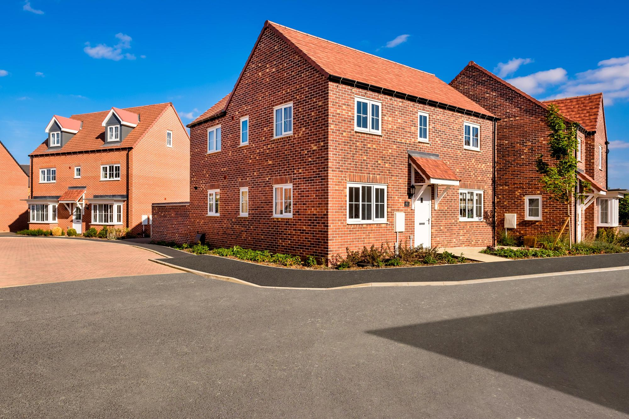 New Build Homes in Banbury
