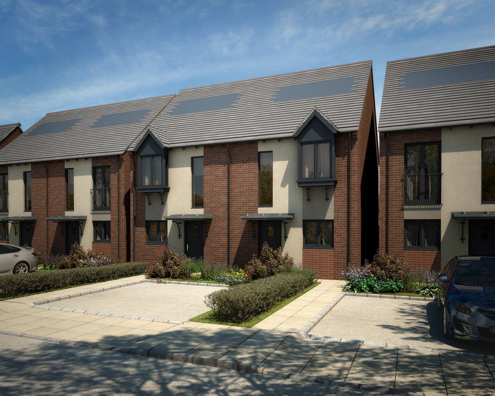 New Build Homes in Wellingborough