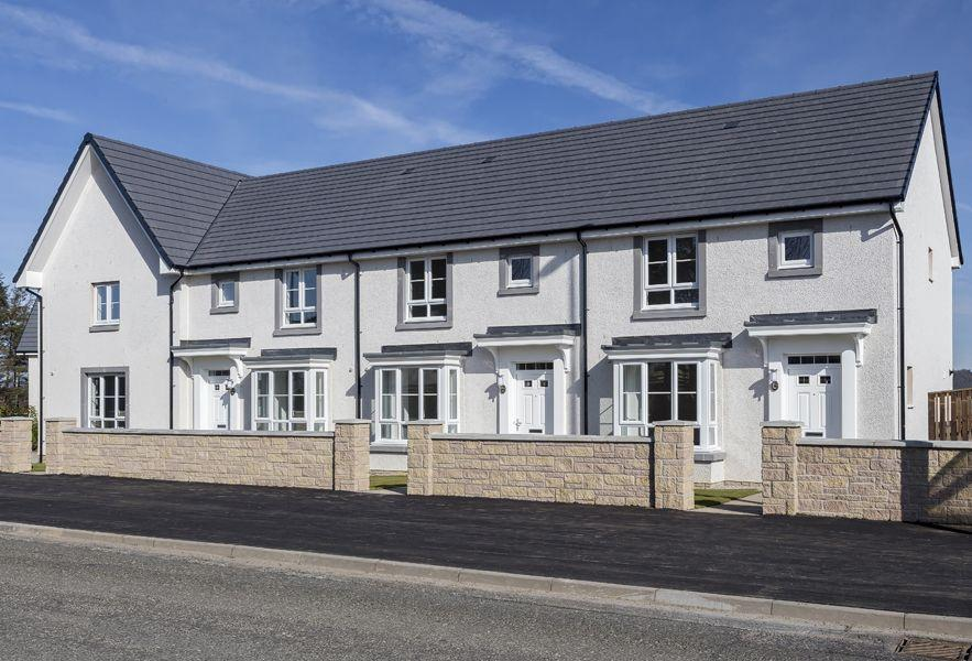 New Build Homes in South Gyle
