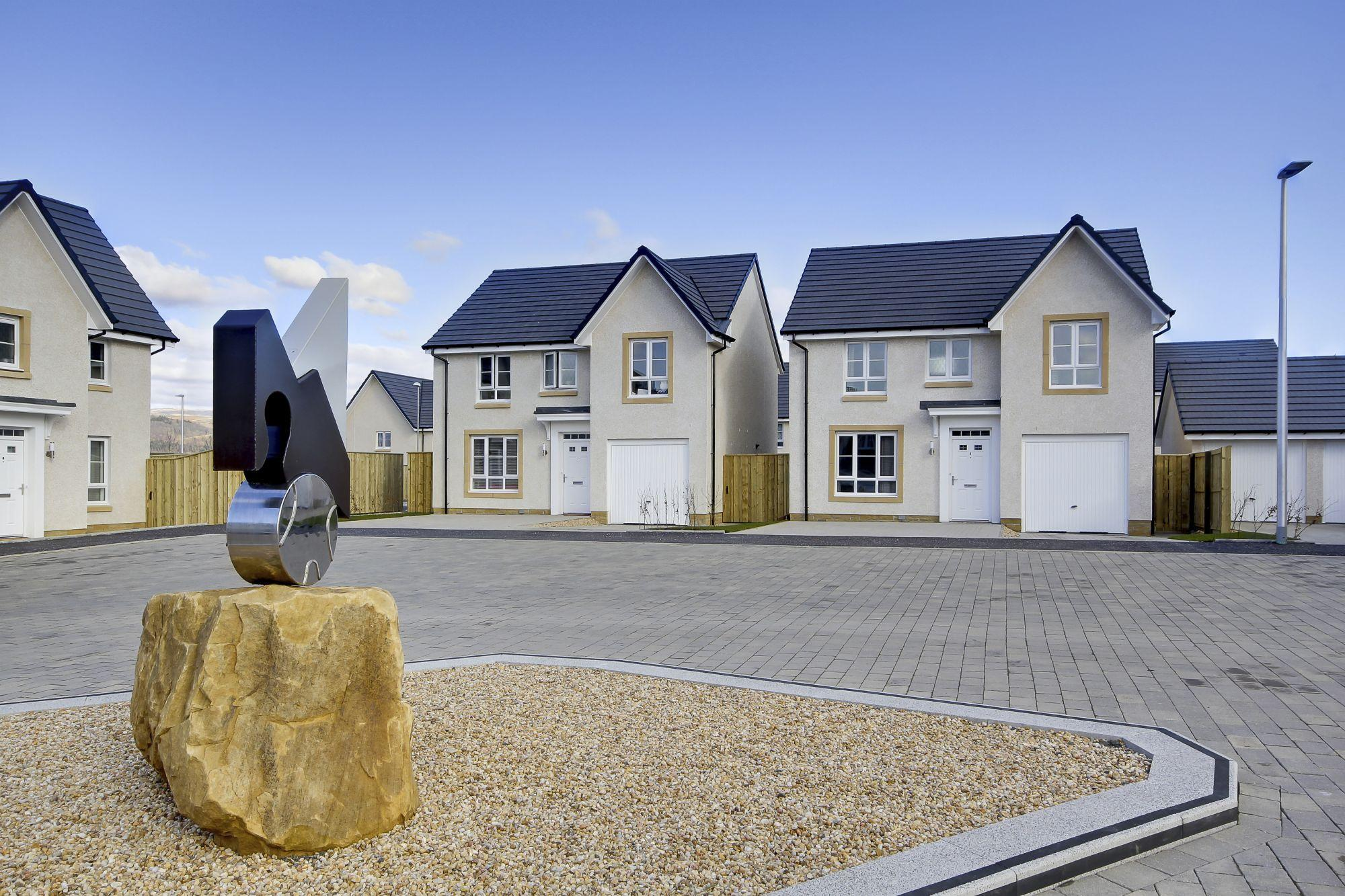 New Build Homes in Stirling