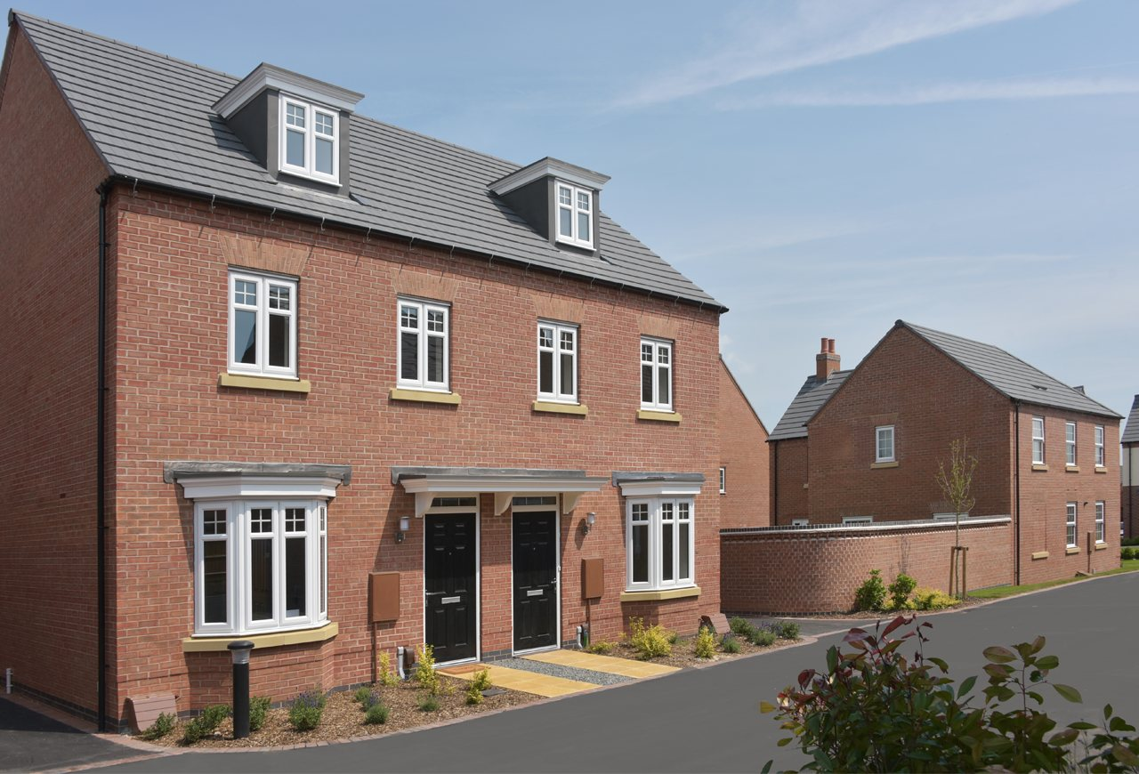 New Build Homes in Ashbourne