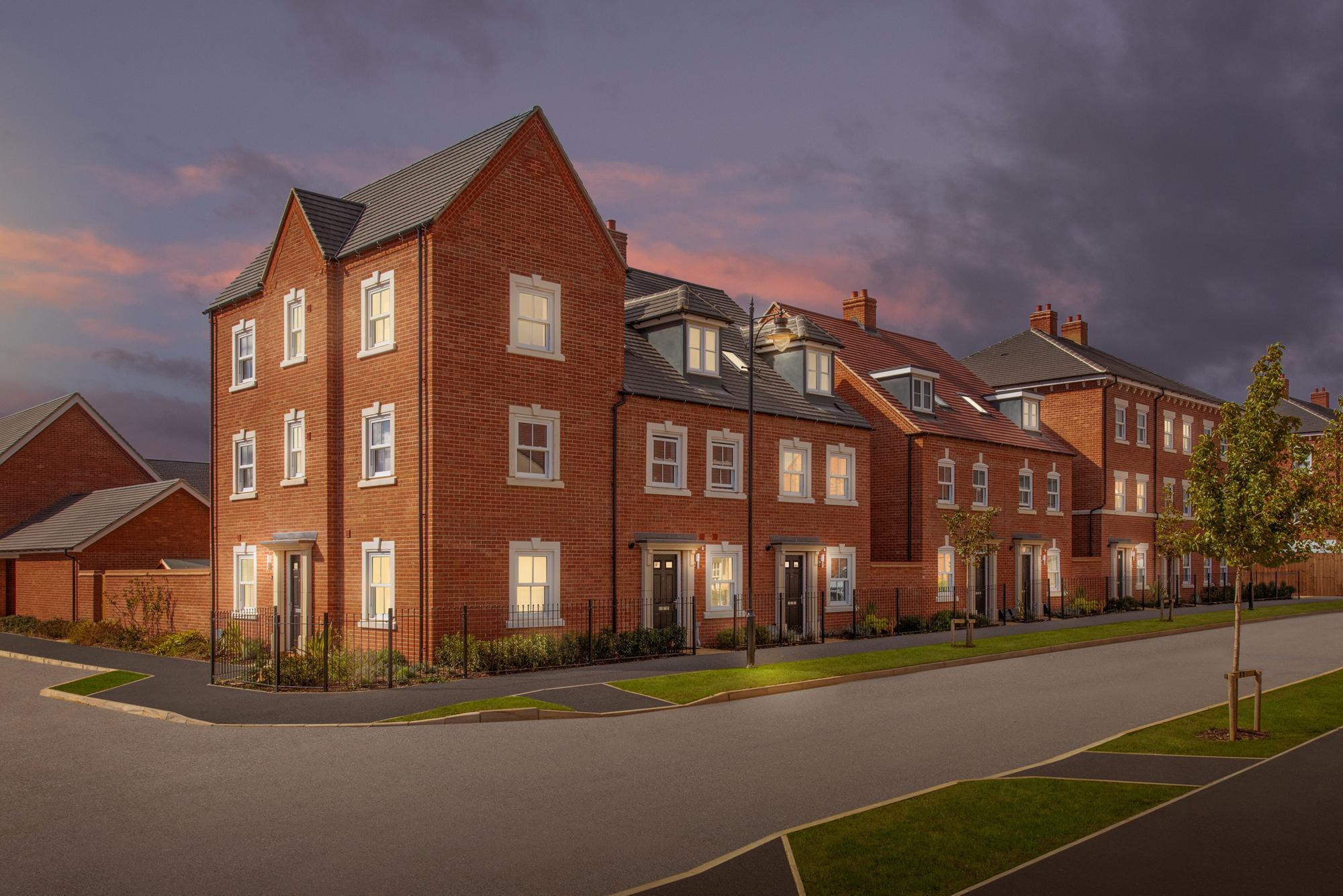 New Build Homes in Biddenham